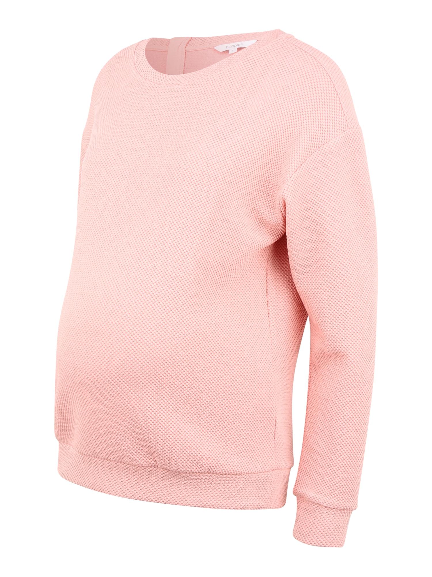 Noppies Megztinis be užsegimo ' Aimee ' rožinė