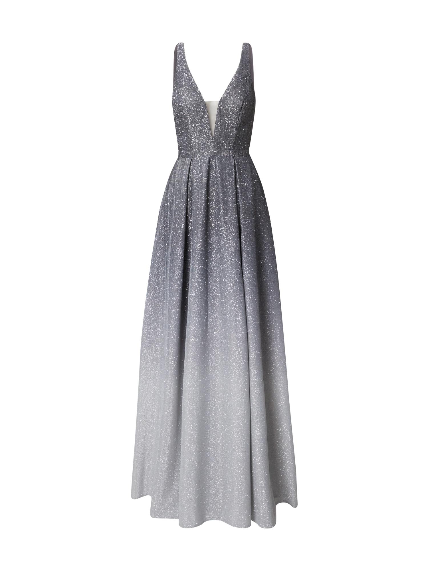 mascara Vakarinė suknelė antracito / pilka