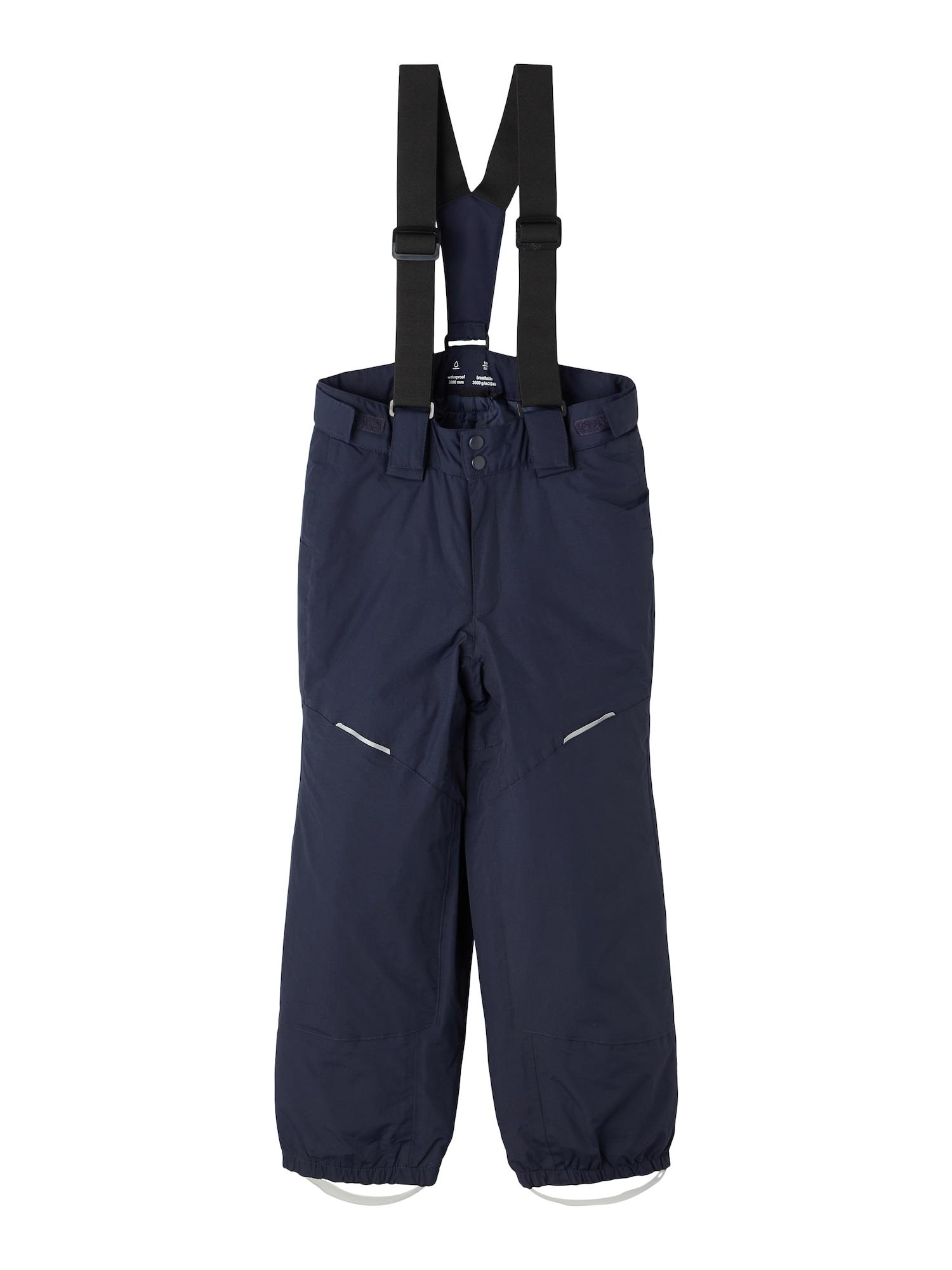 NAME IT Funkční kalhoty 'NKNSNOW03'  námořnická modř