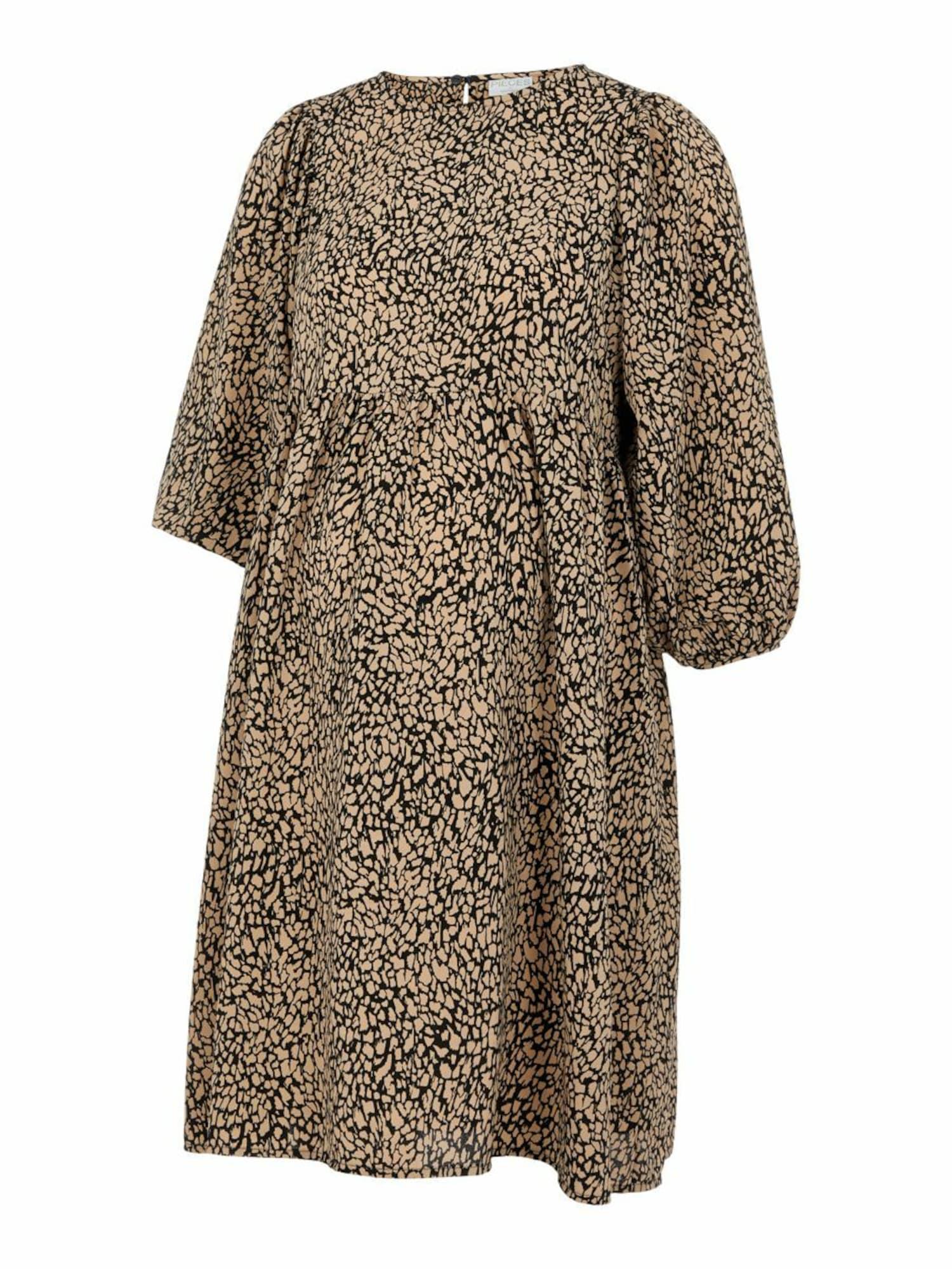 MAMALICIOUS Suknelė juoda / ruda