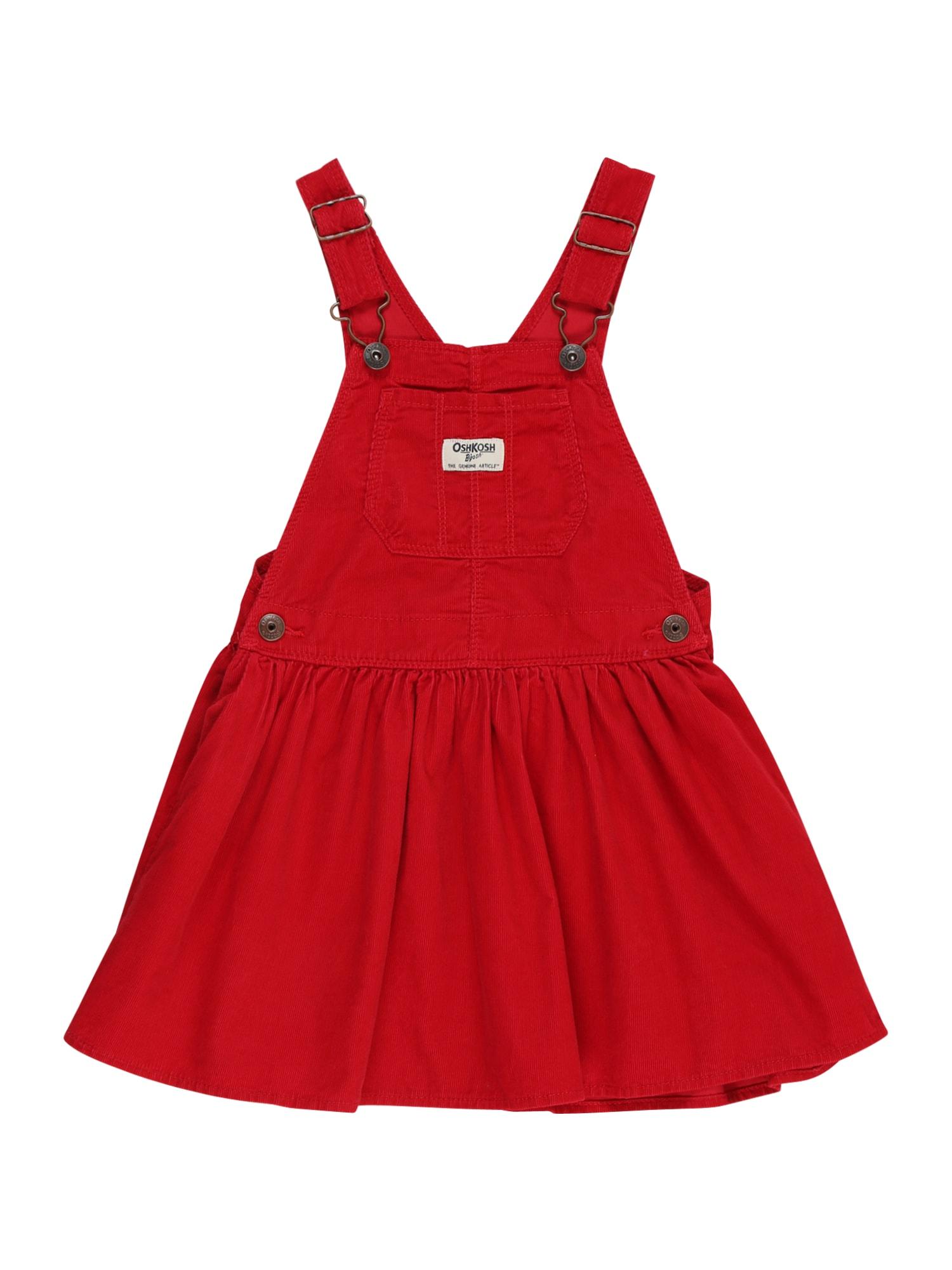 OshKosh Suknelė raudona