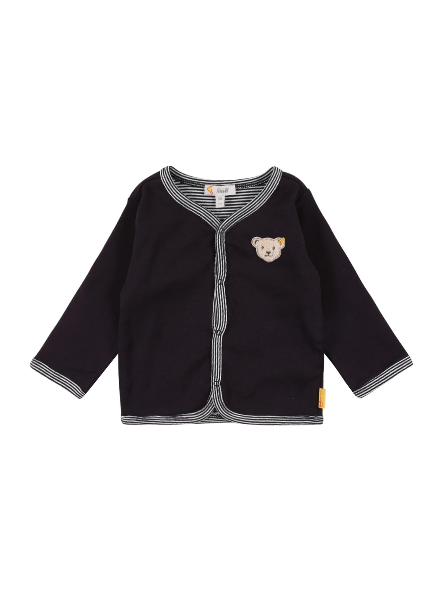 Steiff Collection Džemperis tamsiai mėlyna / balta