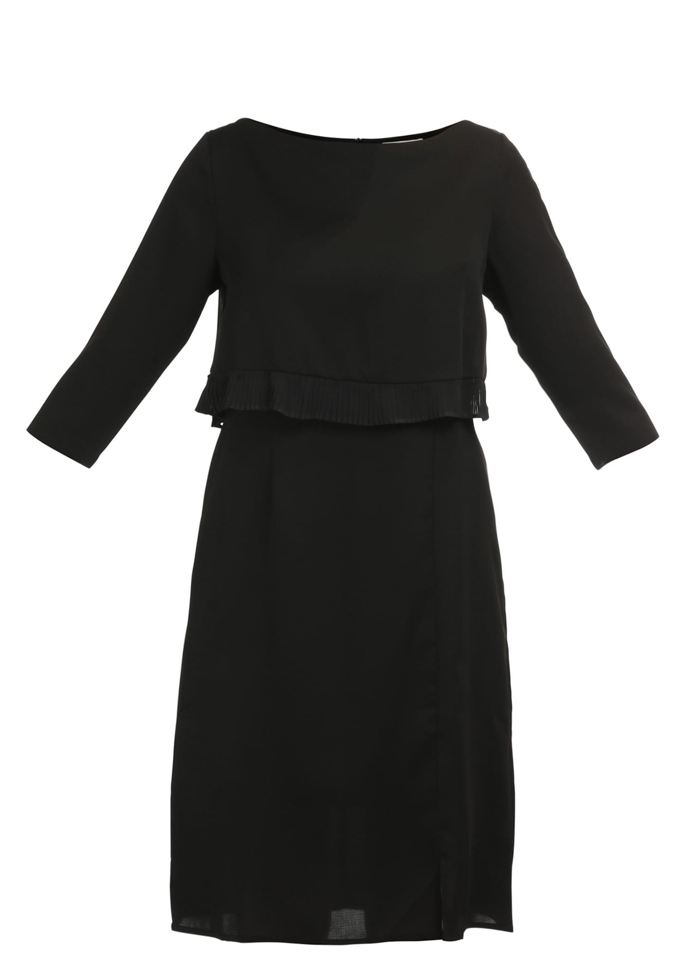 usha WHITE LABEL Suknelė juoda