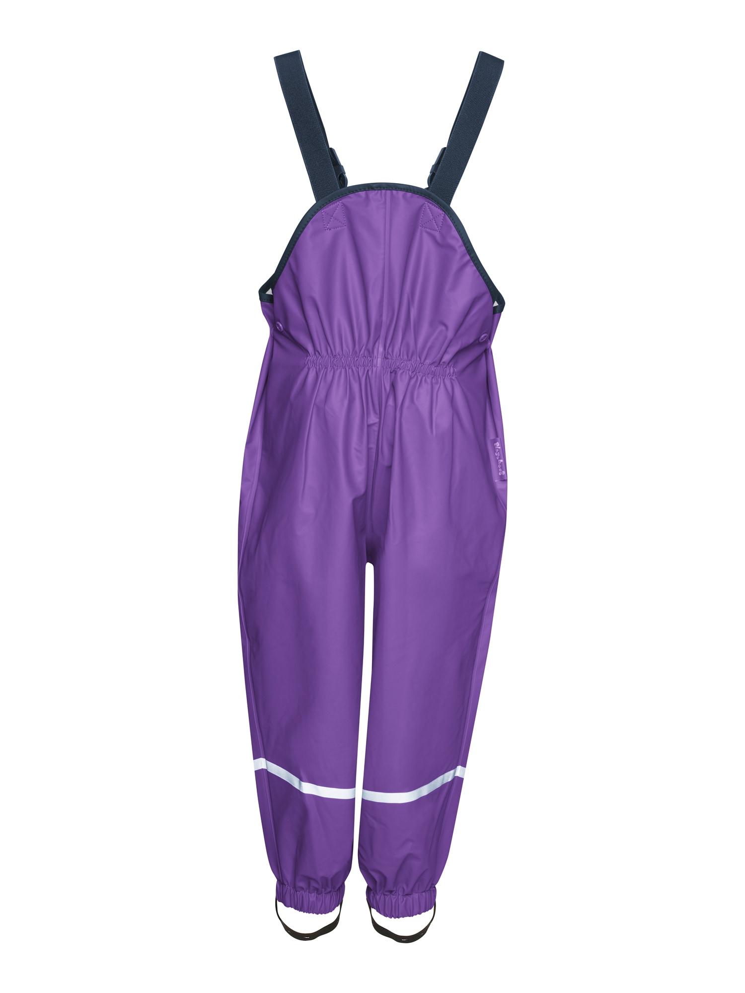 PLAYSHOES Funkcinės kelnės tamsiai violetinė