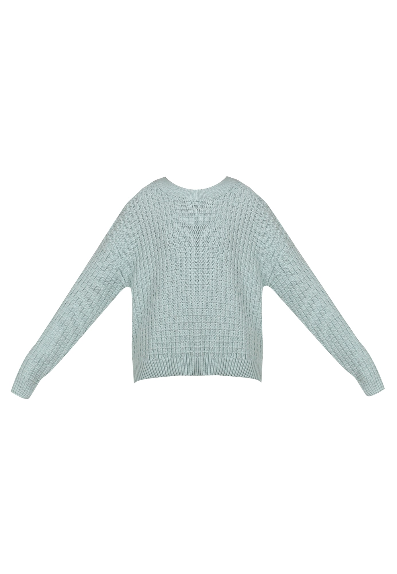 myMo NOW Megztinis mėtų spalva