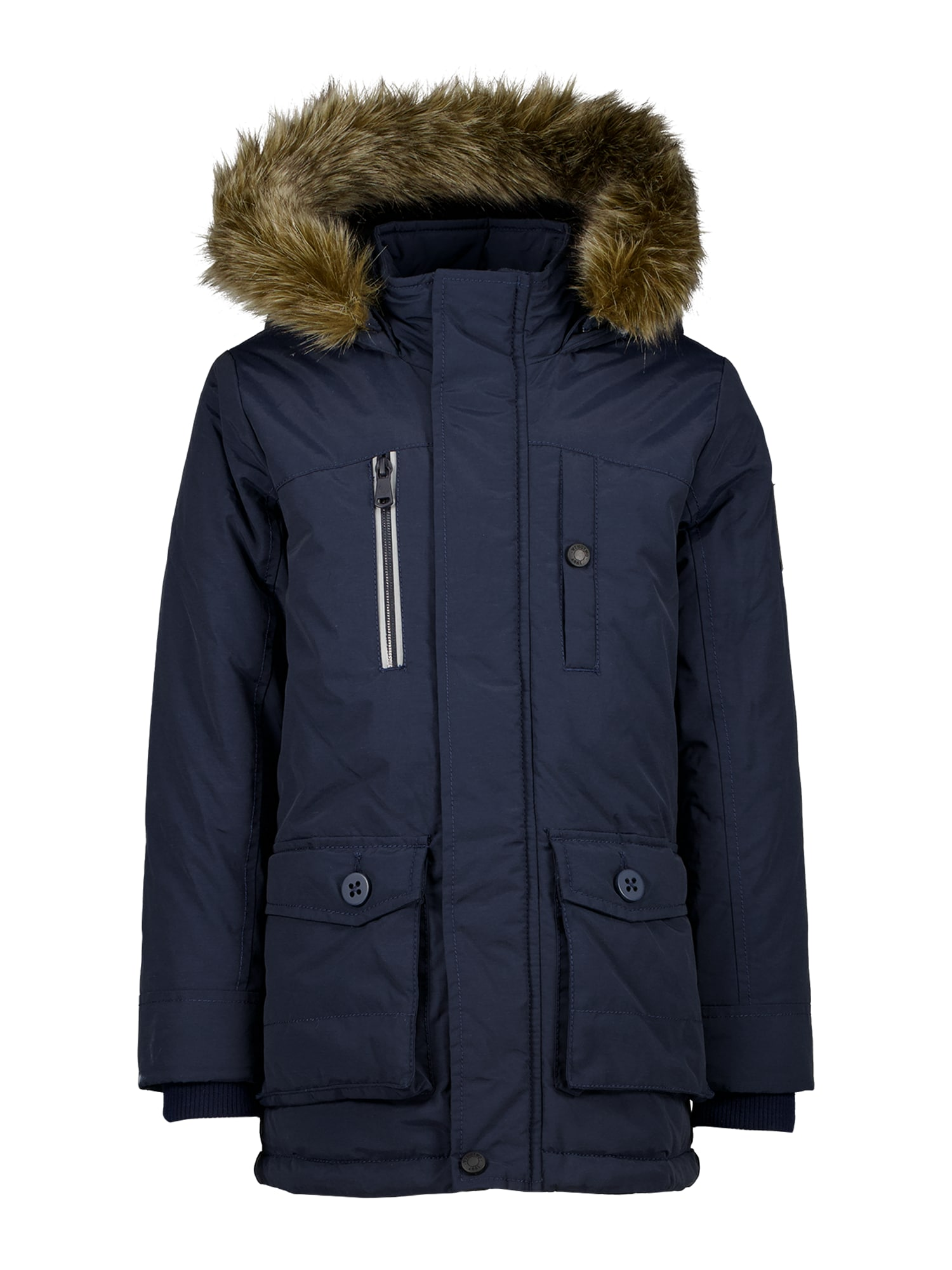 VINGINO Zimní bunda 'TATIL'  noční modrá