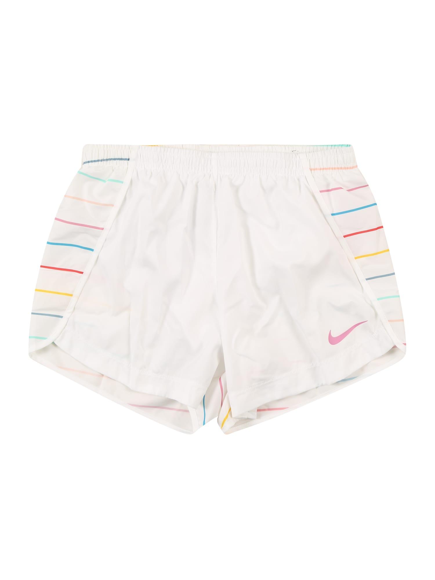 NIKE Sportovní kalhoty 'SPRINTER'  pink / bílá / modrá / světle červená / žlutá