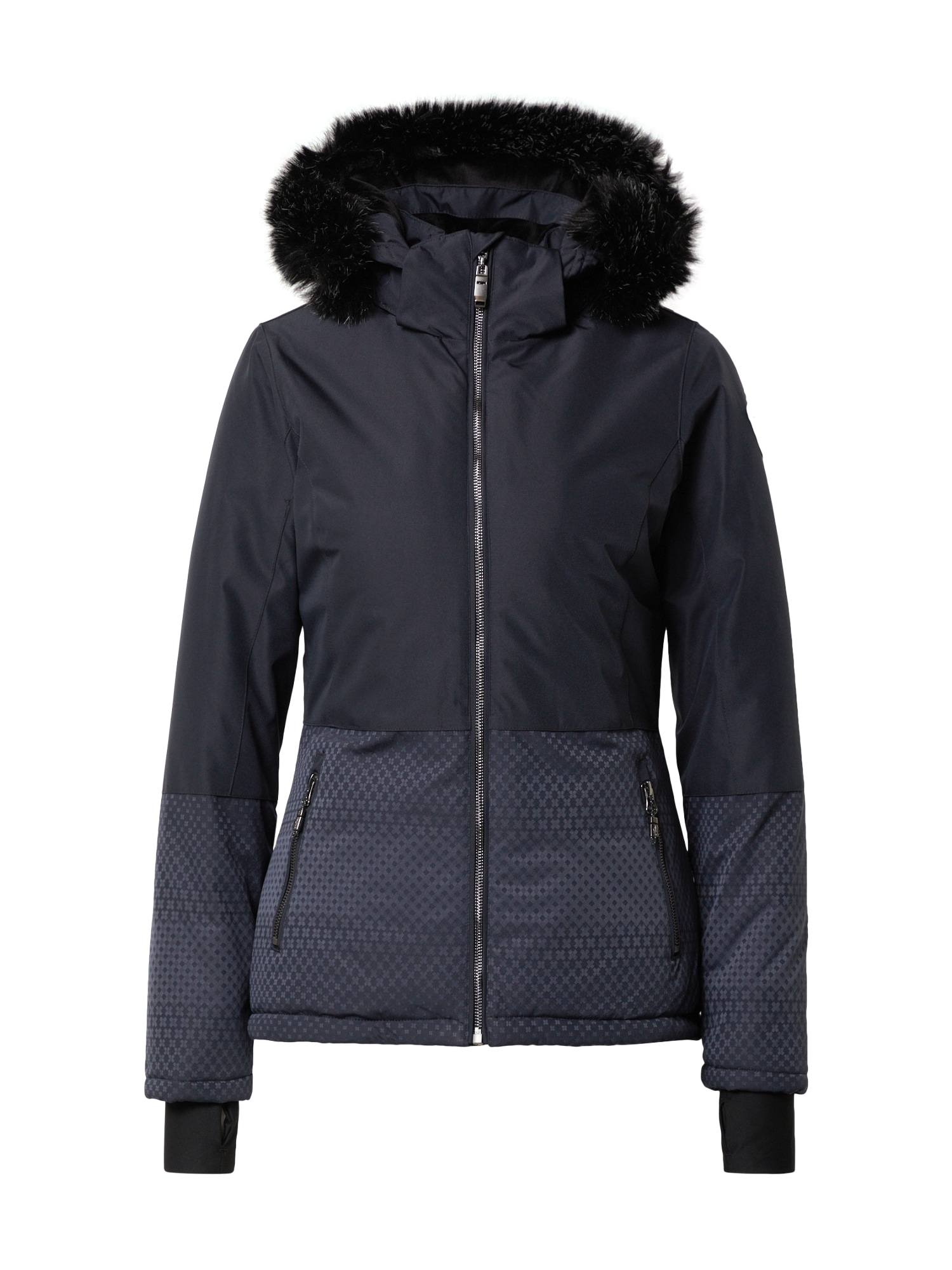 KILLTEC Funkční bunda 'Kirstin'  námořnická modř / modrá