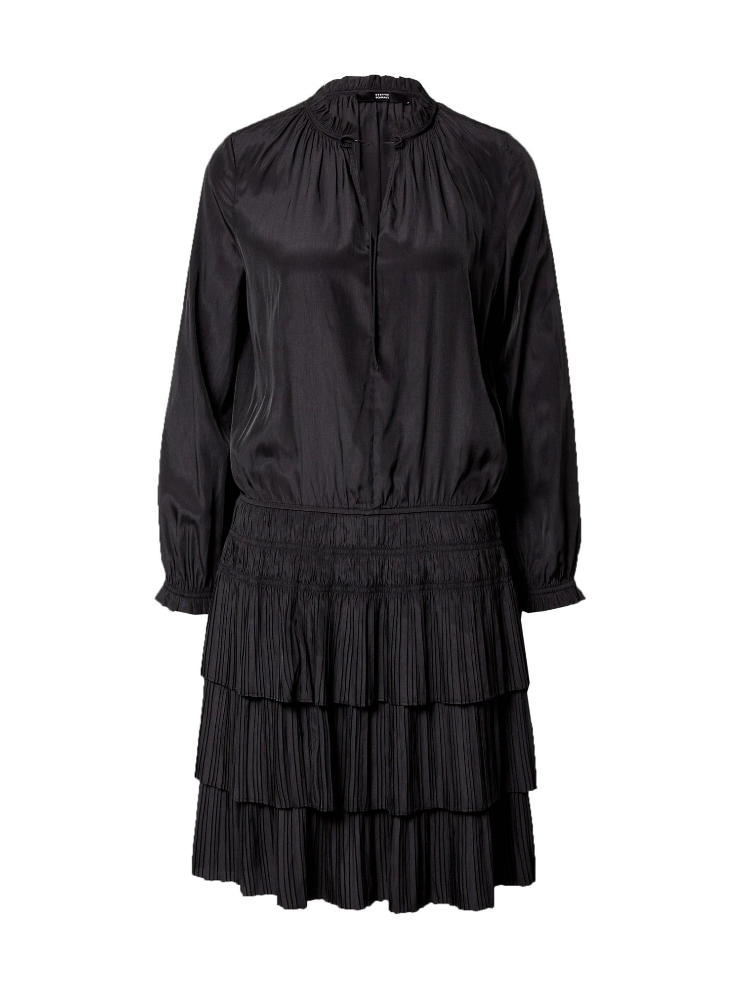 STEFFEN SCHRAUT Suknelė juoda