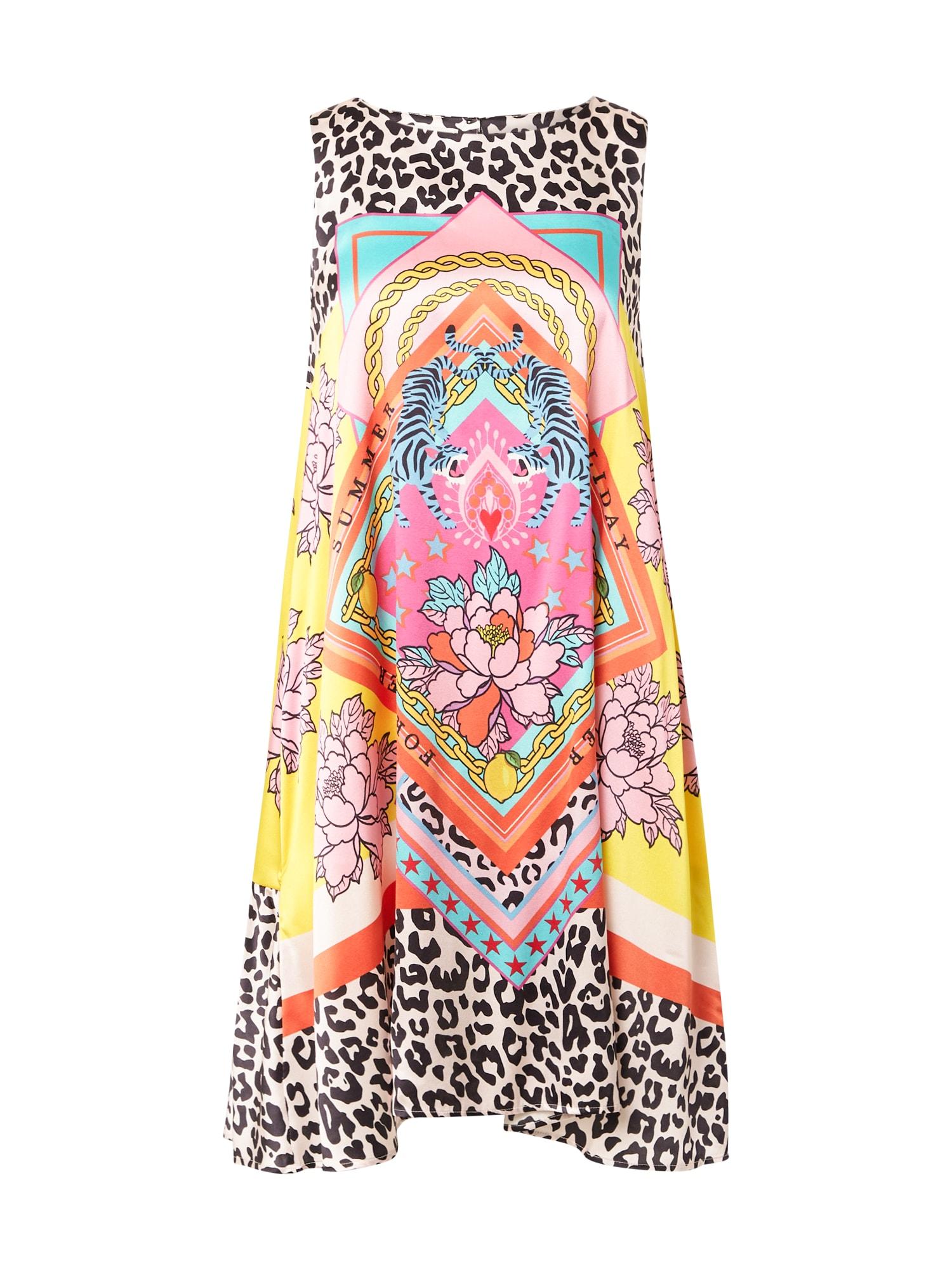 Grace Vasarinė suknelė mišrios spalvos