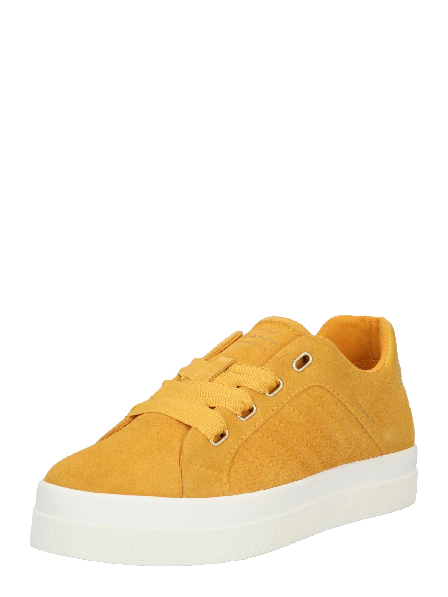 GANT Tenisky 'Avona'  zlatě žlutá