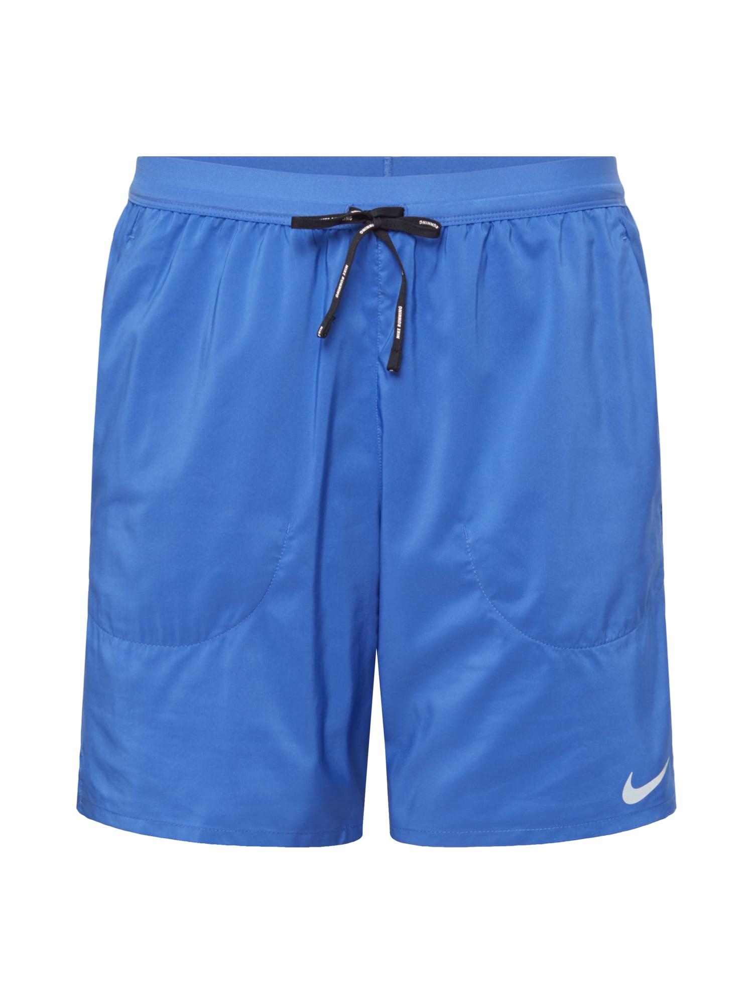 NIKE Sportovní kalhoty 'Flex Stride'  královská modrá