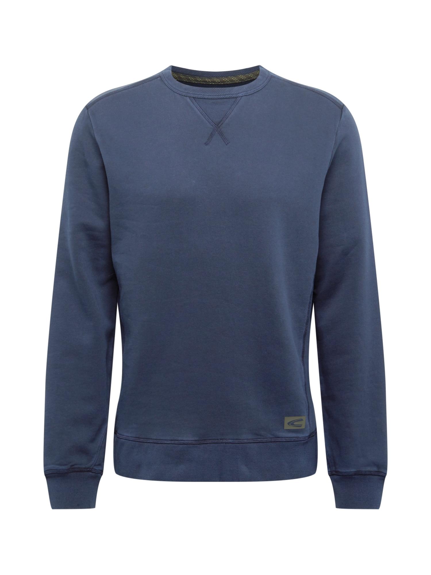 CAMEL ACTIVE Megztinis be užsegimo tamsiai mėlyna
