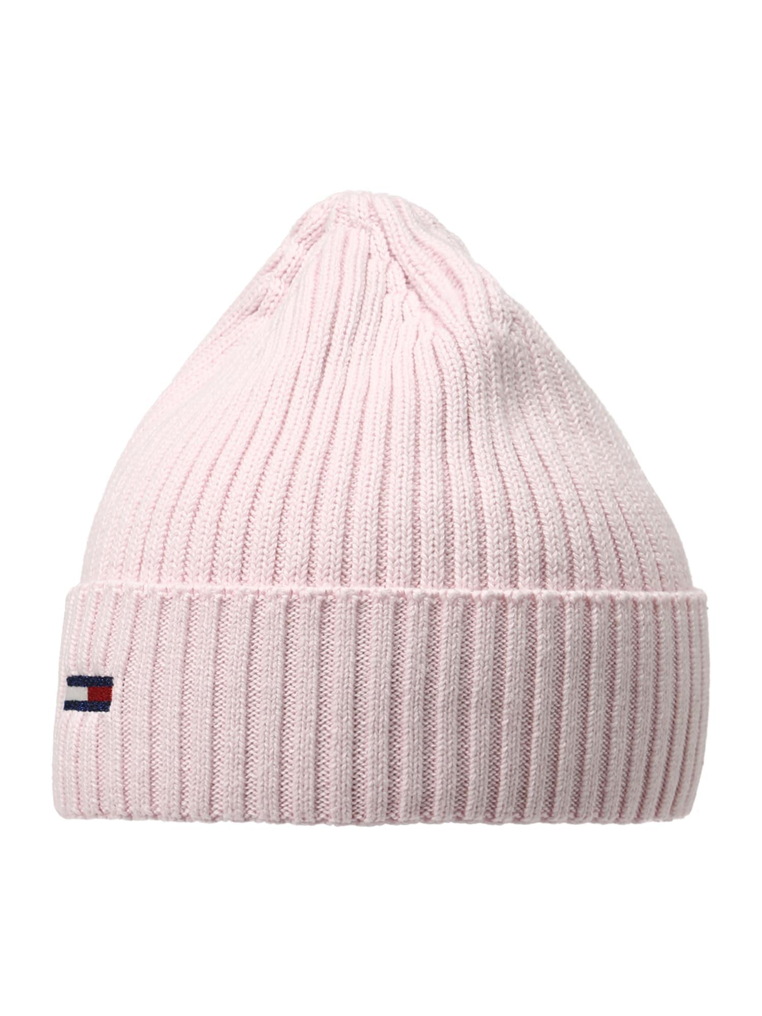 Tommy Jeans Čepice  světle růžová