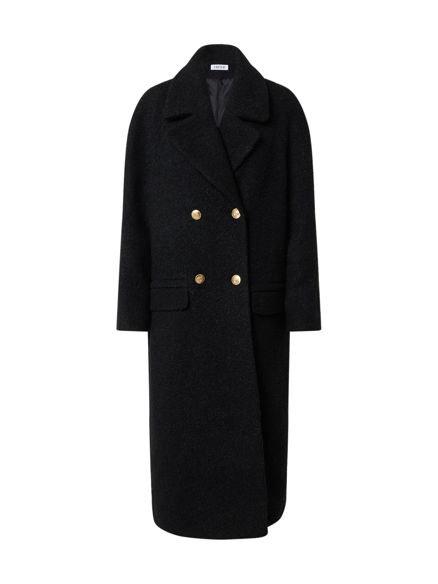 EDITED Přechodný kabát 'Maida'  černá