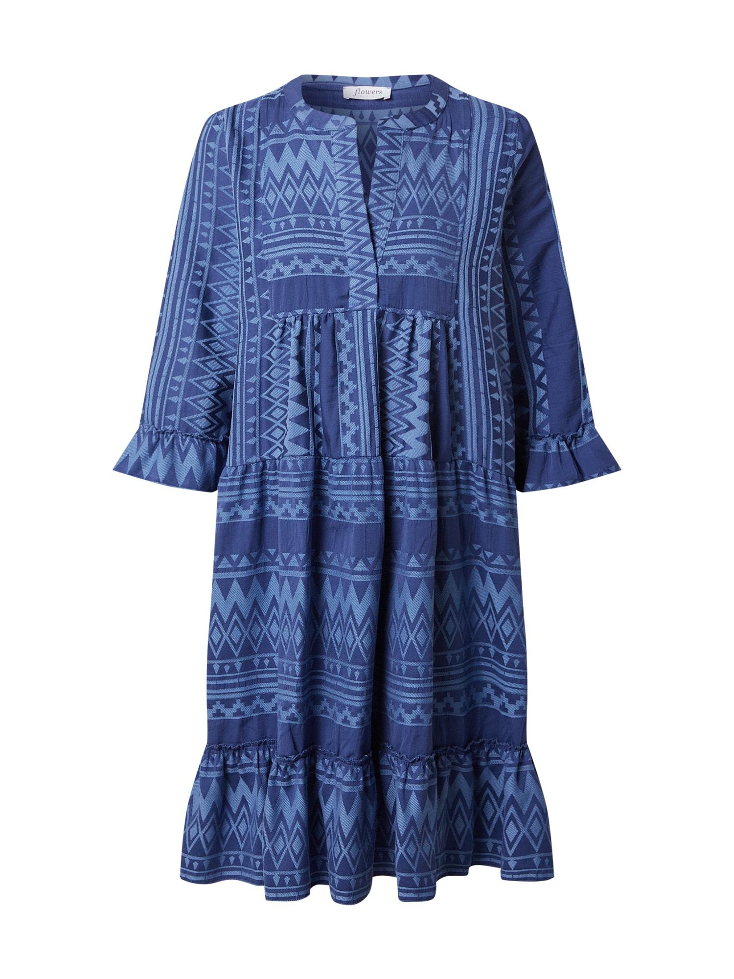 """Flowers for Friends Palaidinės tipo suknelė tamsiai mėlyna jūros spalva / sodri mėlyna (""""karališka"""")"""