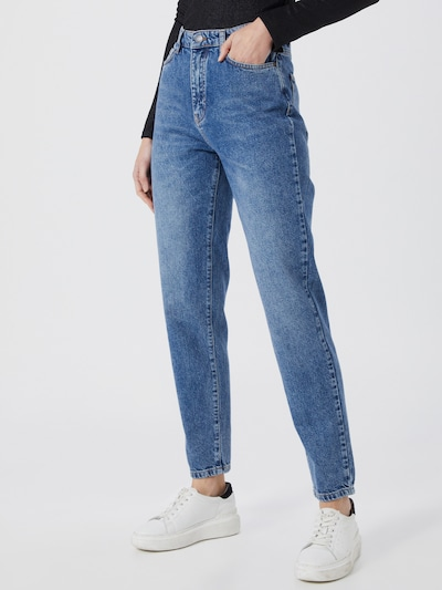 Object Caroline Jeans mit mittelhohem Bund und geradem Bein