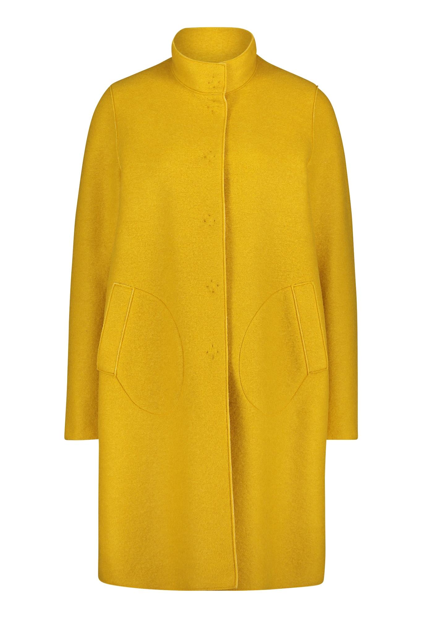 Cartoon Demisezoninis paltas geltona