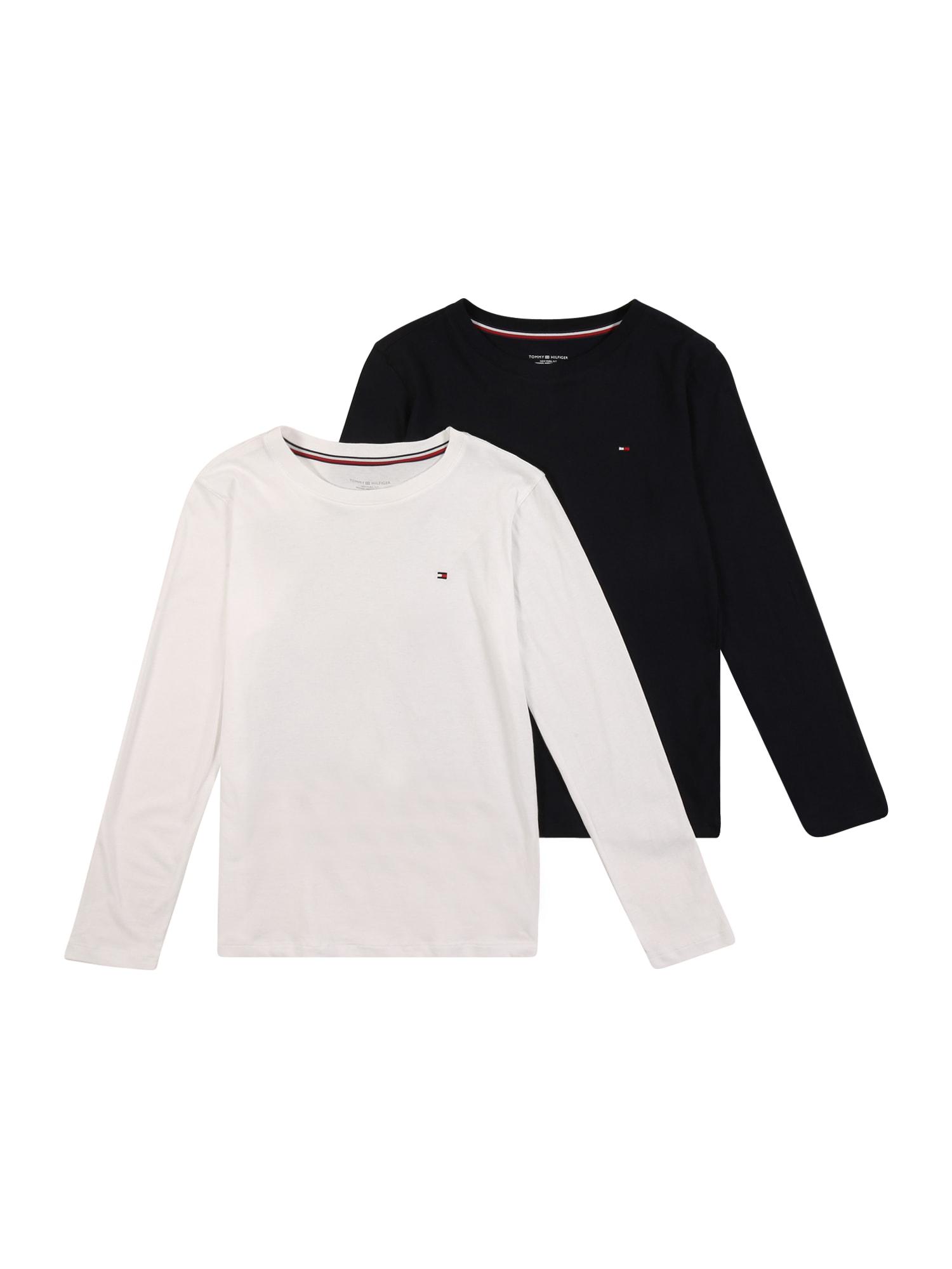 Tommy Hilfiger Underwear Tílko  bílá / námořnická modř