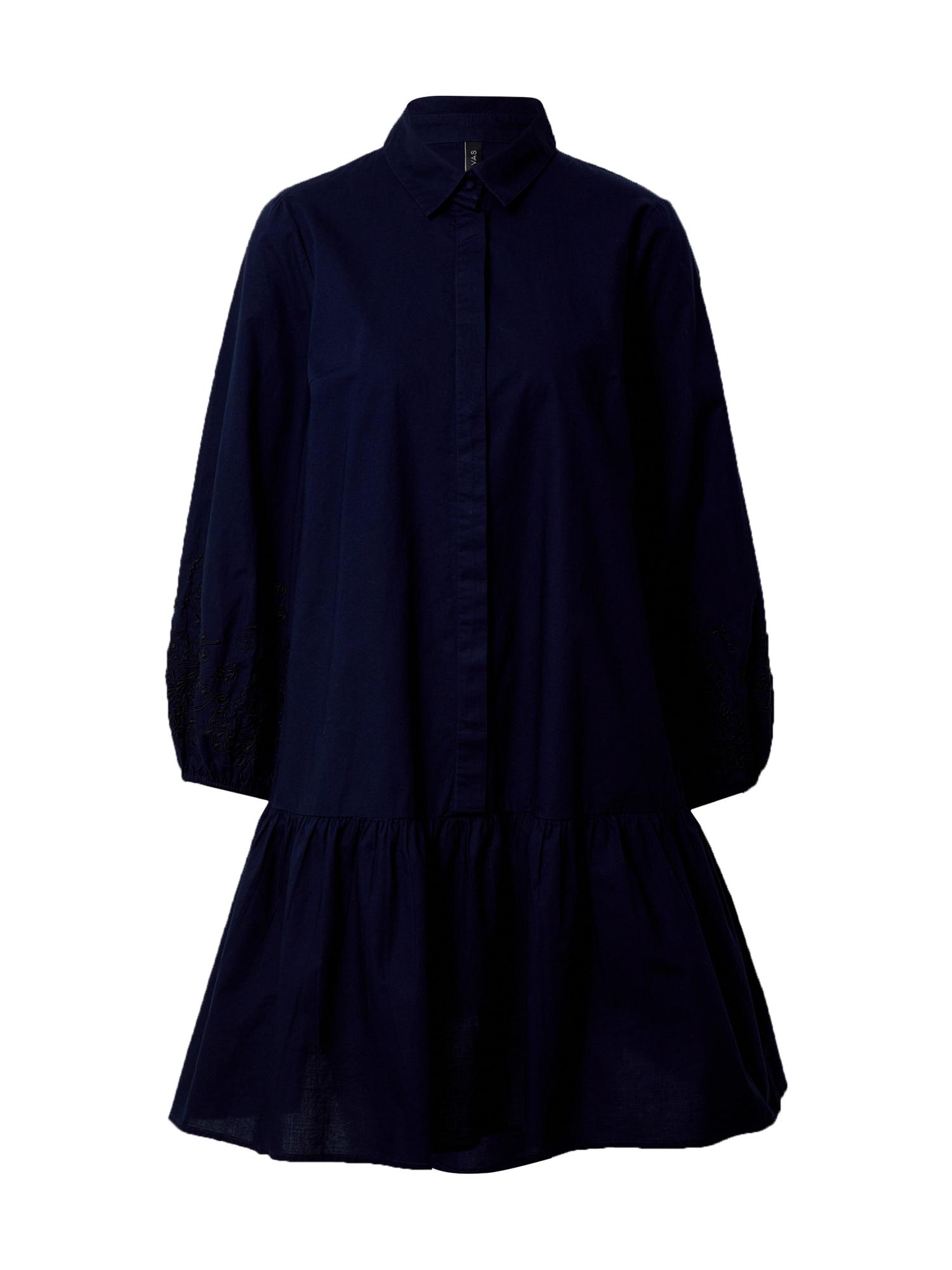 Y.A.S (Tall) Palaidinės tipo suknelė tamsiai mėlyna