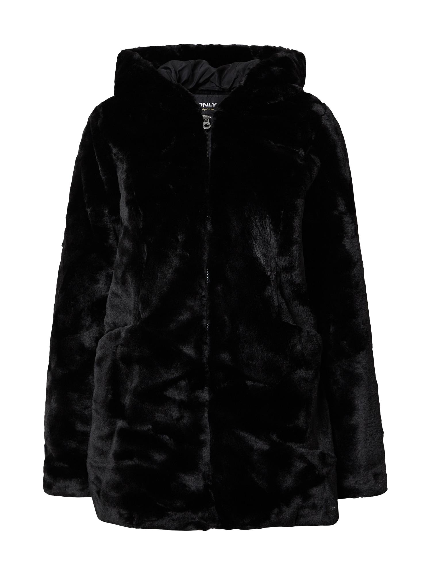 ONLY Přechodná bunda 'Malou'  černá