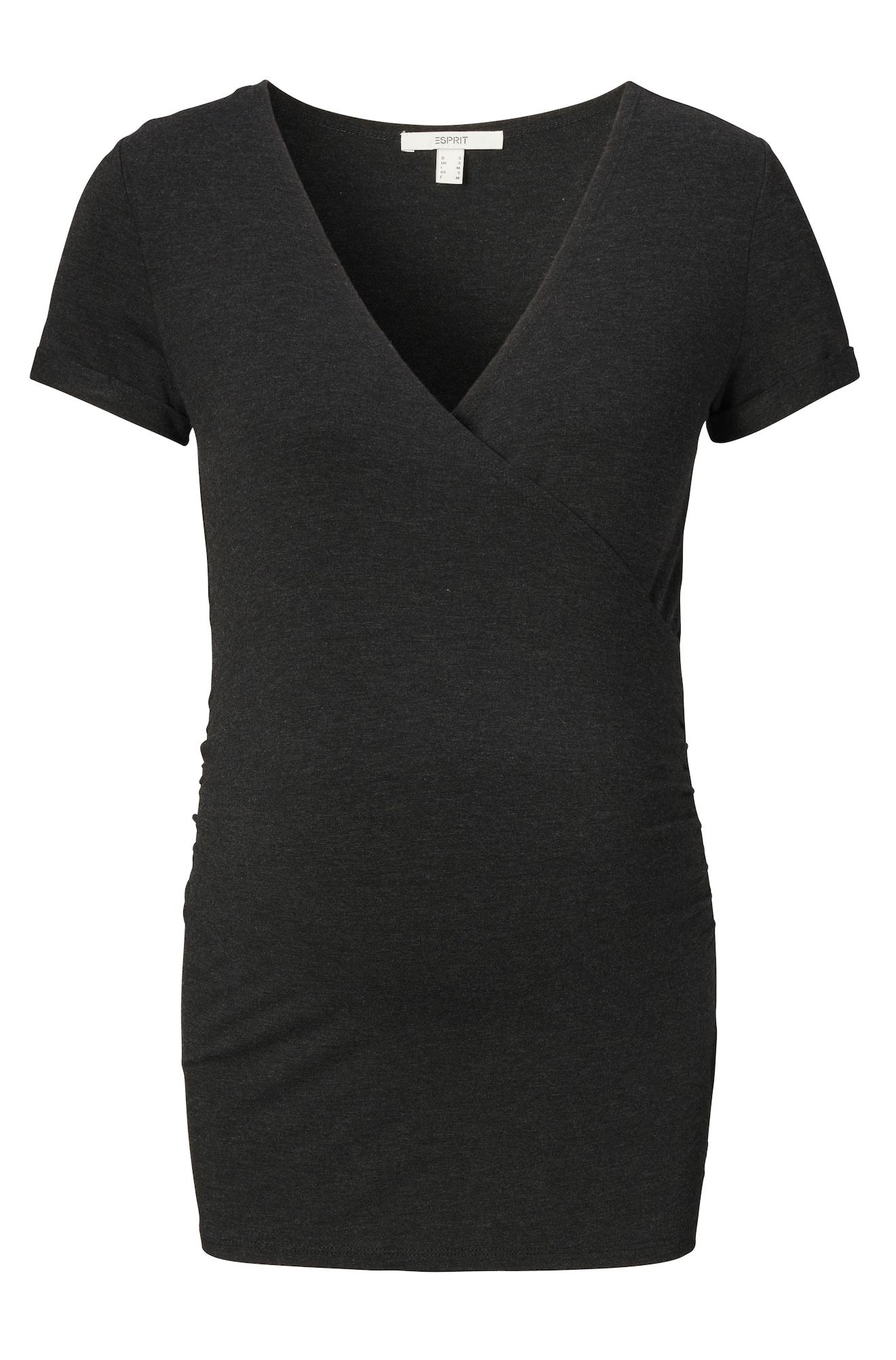 Esprit Maternity Marškinėliai antracito spalva