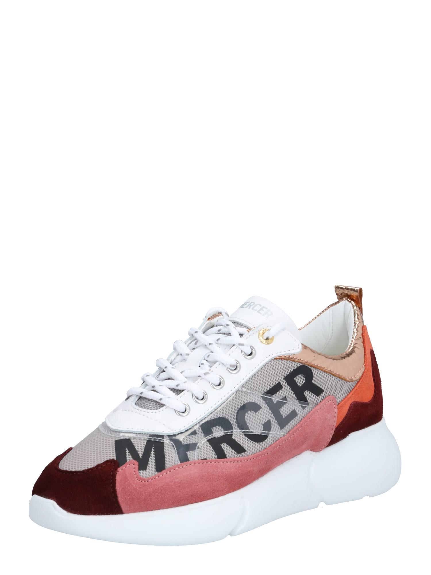 Mercer Amsterdam Sportbačiai be auliuko mišrios spalvos