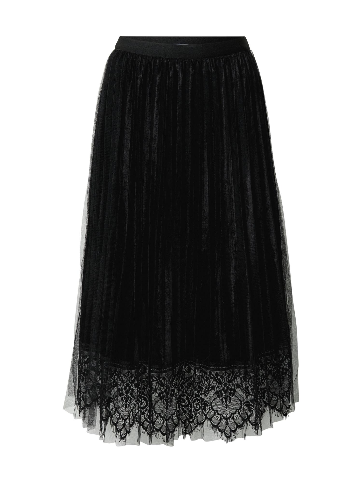Molly BRACKEN Sukně  černá