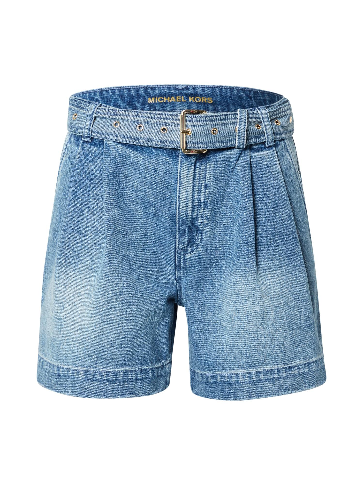 MICHAEL Michael Kors Džinsai tamsiai (džinso) mėlyna