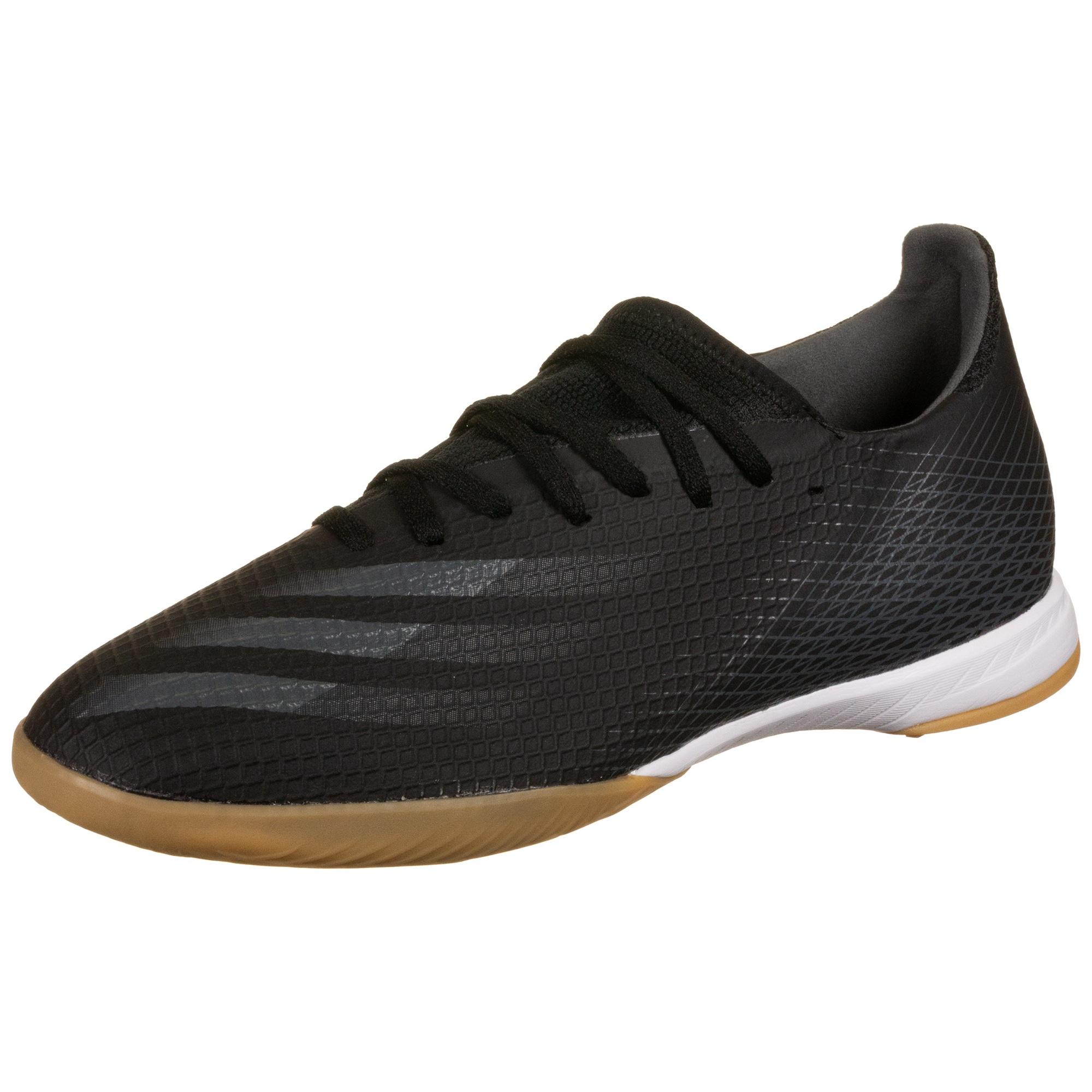 ADIDAS PERFORMANCE Futbolo bateliai juoda / tamsiai pilka