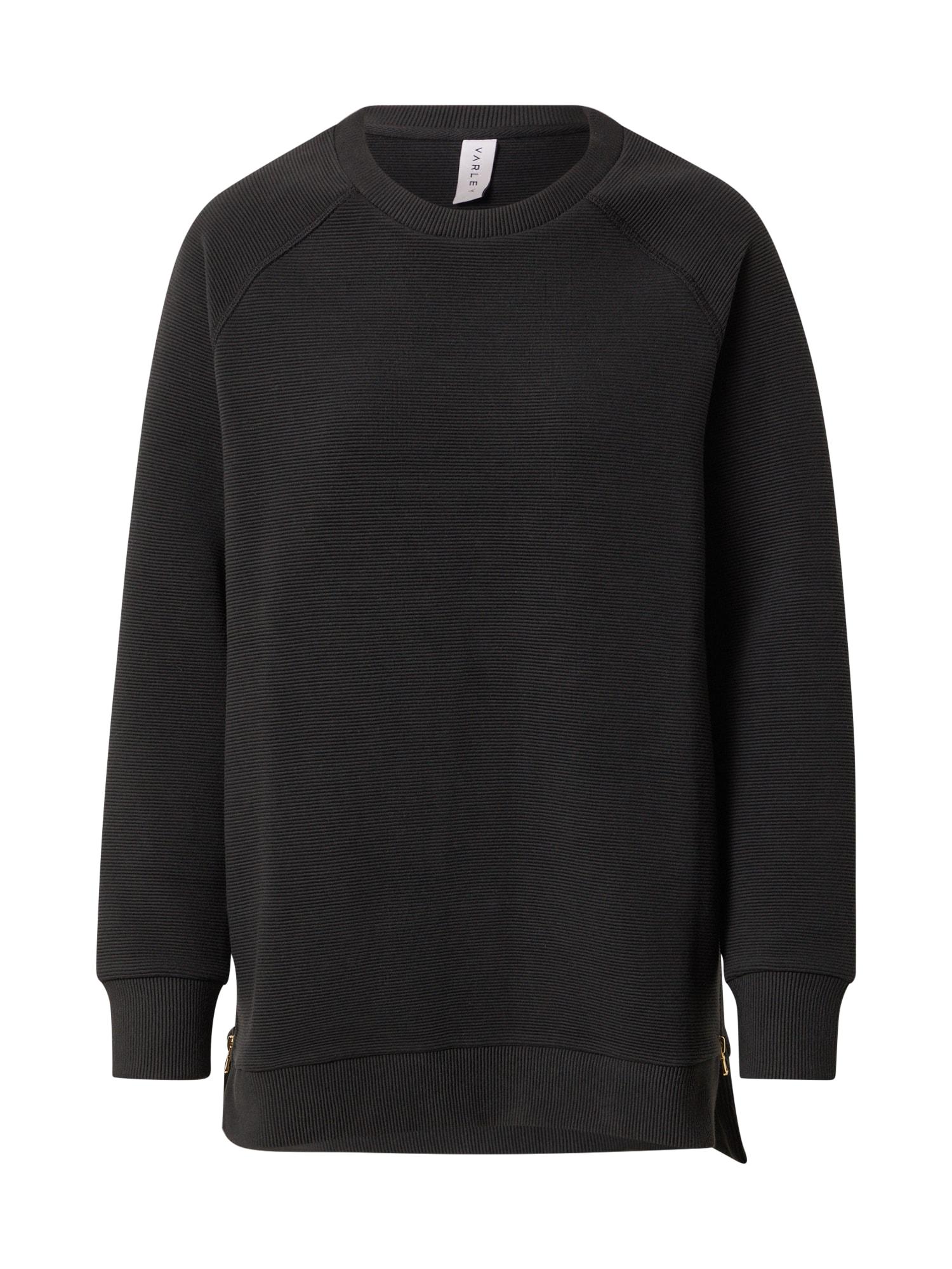 Varley Sportinio tipo megztinis juoda