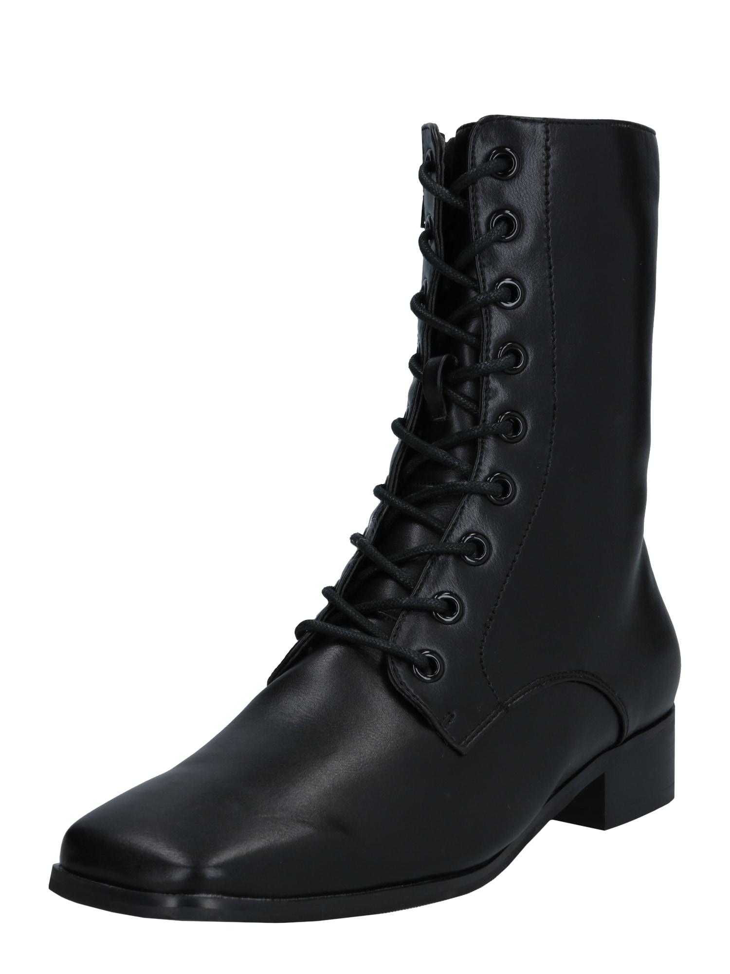 4th & Reckless Suvarstomieji kulkšnis dengiantys batai