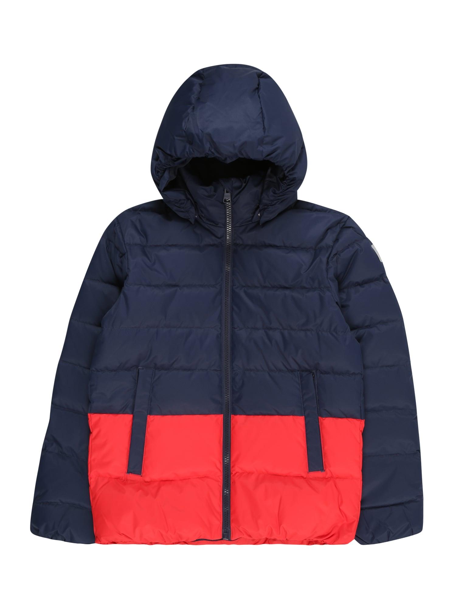 Reima Žieminė striukė tamsiai mėlyna / raudona