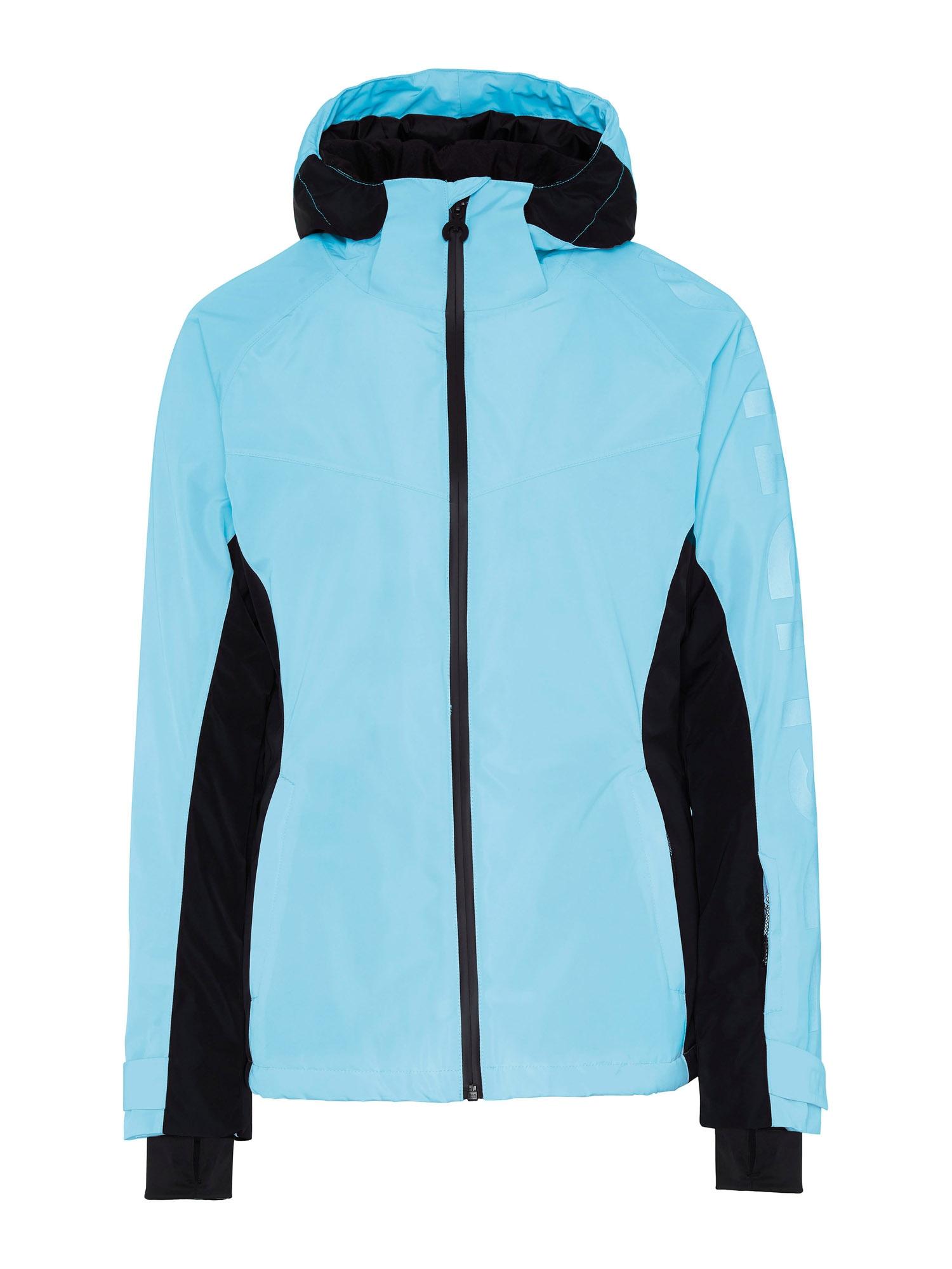 CHIEMSEE Sportovní bunda 'Hilltop'  modrá / černá