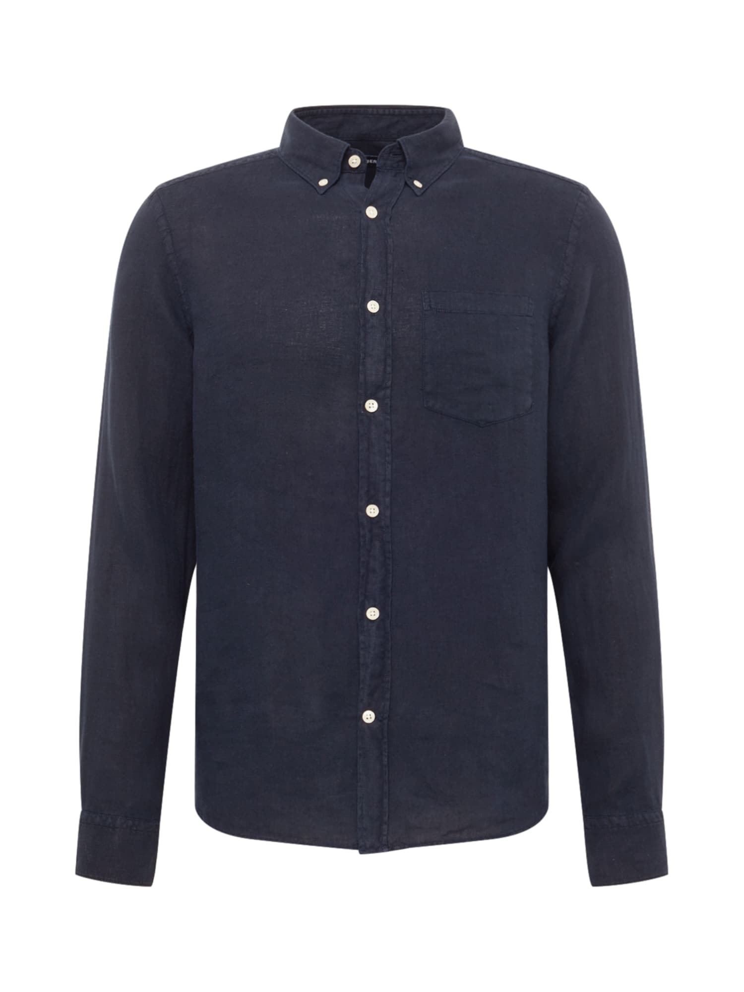 J.Lindeberg Marškiniai tamsiai mėlyna
