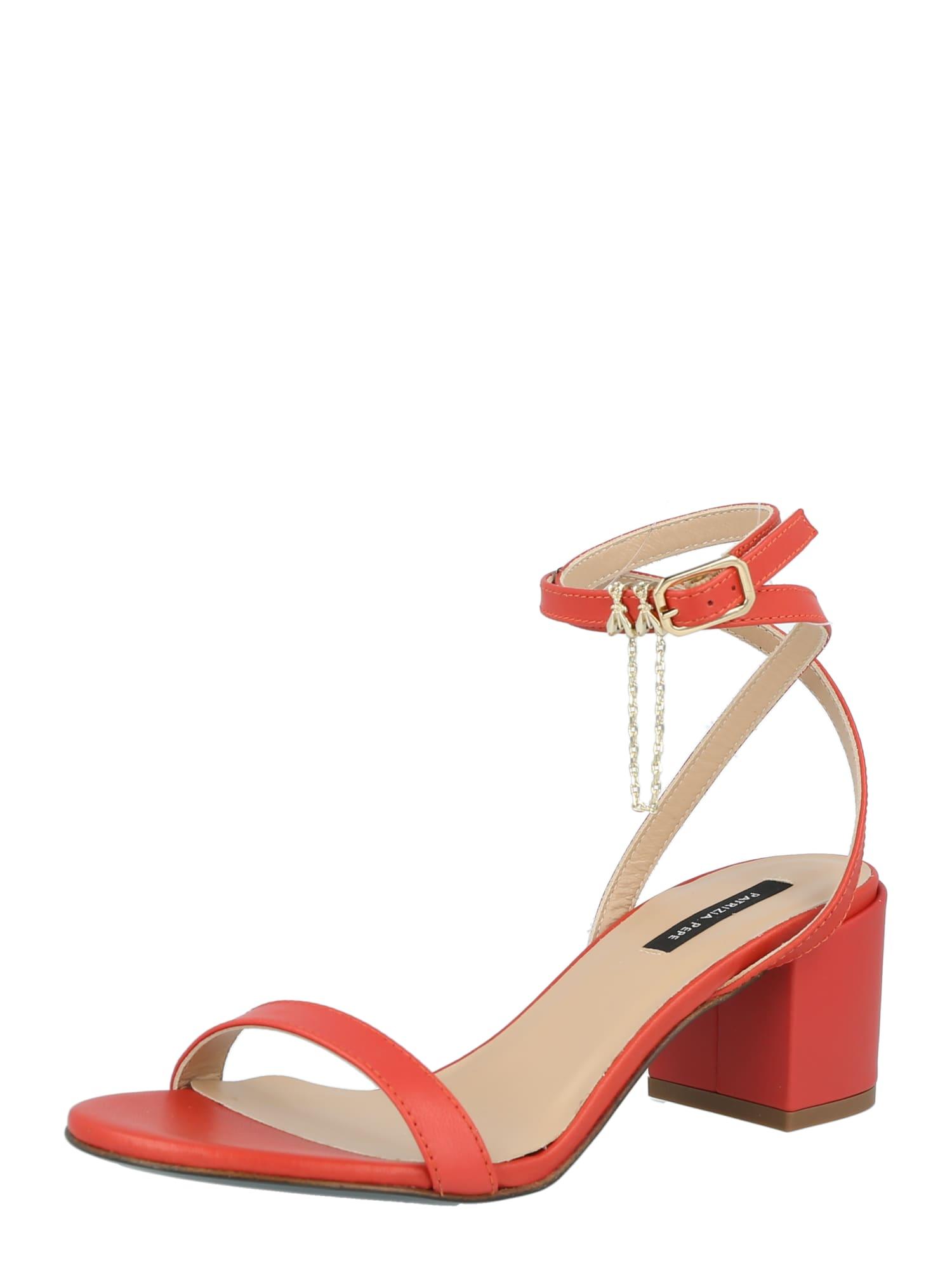 PATRIZIA PEPE Sandalai raudona