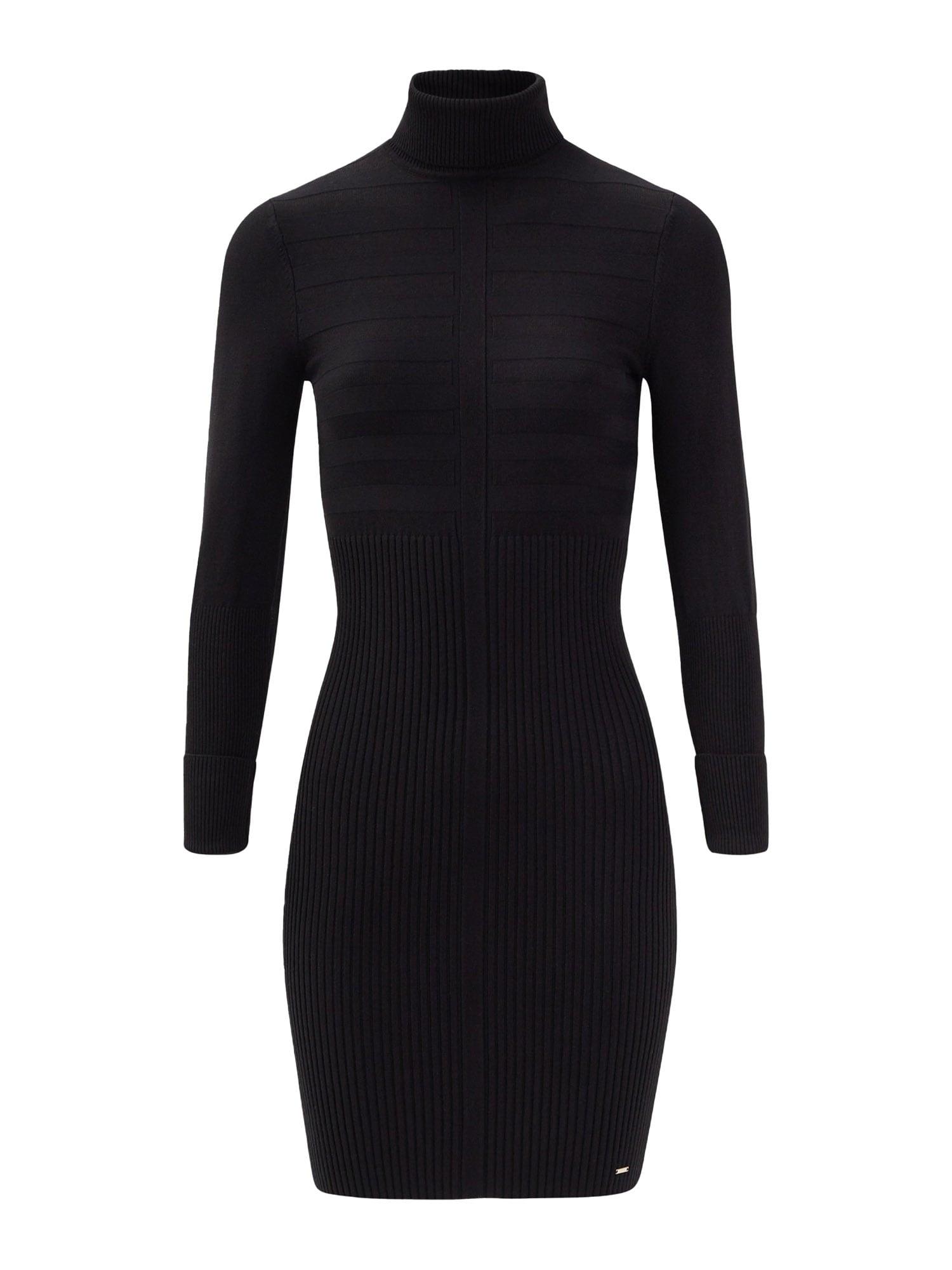 Morgan Megzta suknelė juoda