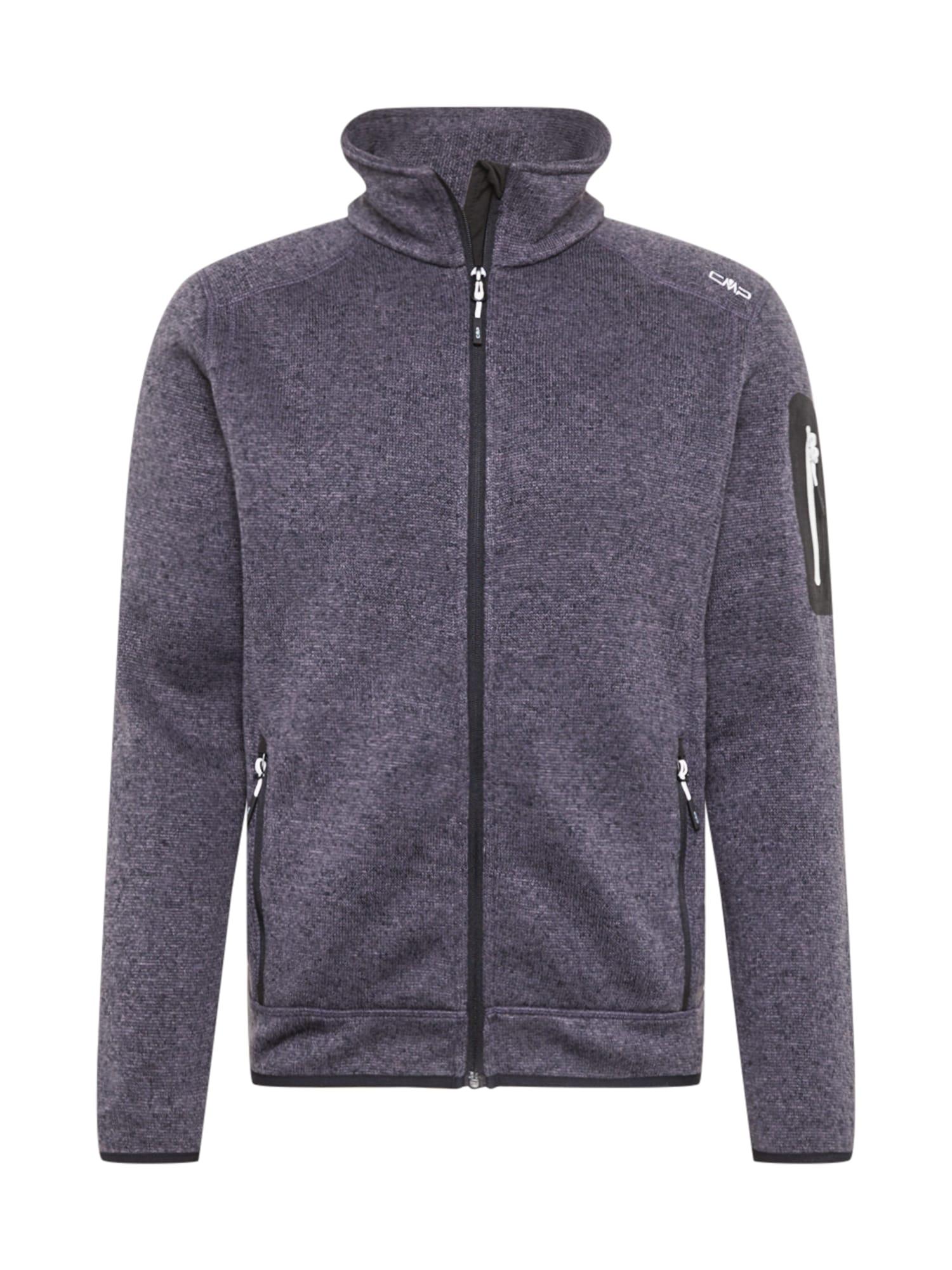 CMP Funkcinis flisinis džemperis tamsiai pilka