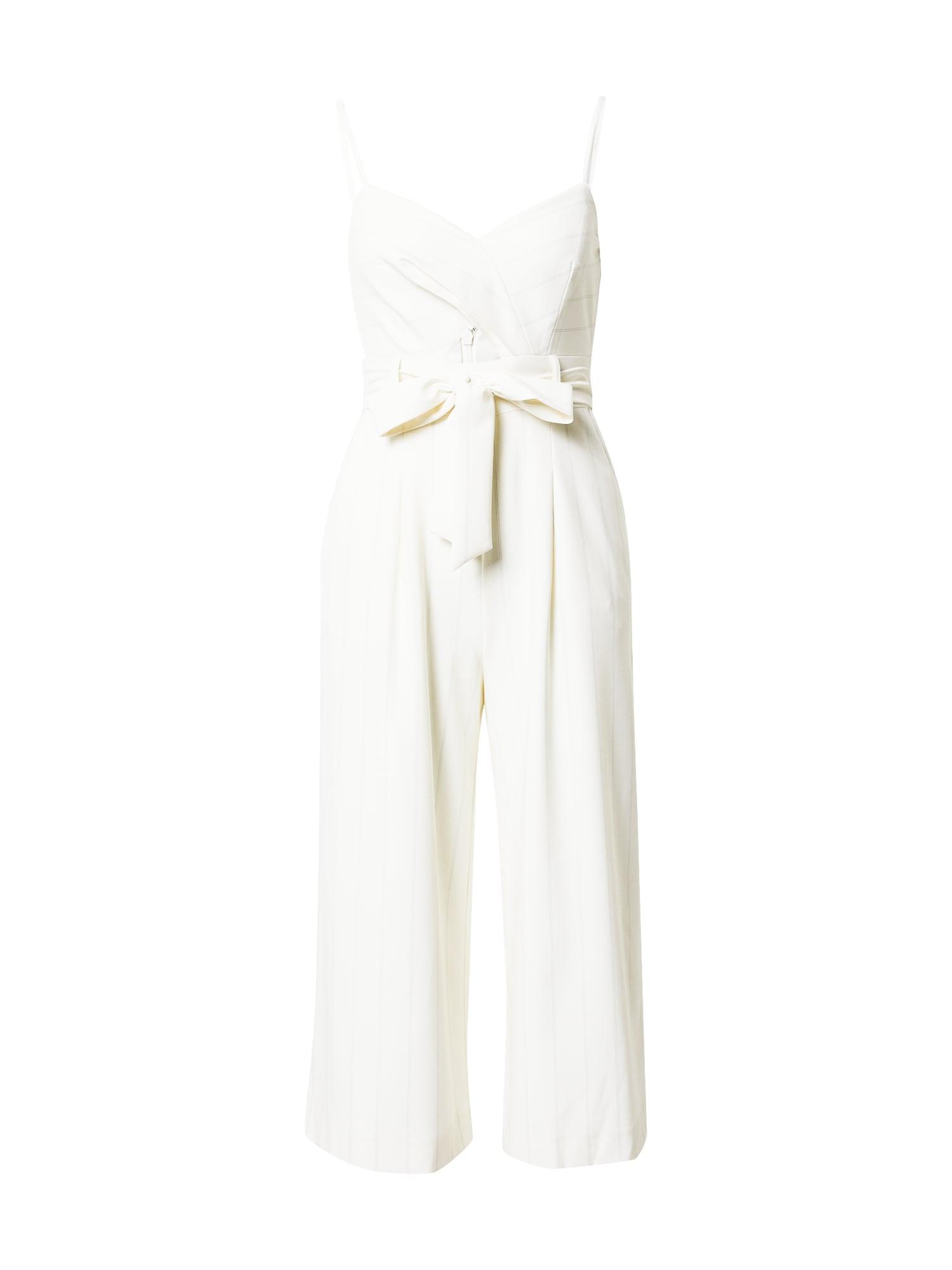 Forever New (Petite) Vienos dalies kostiumas balta