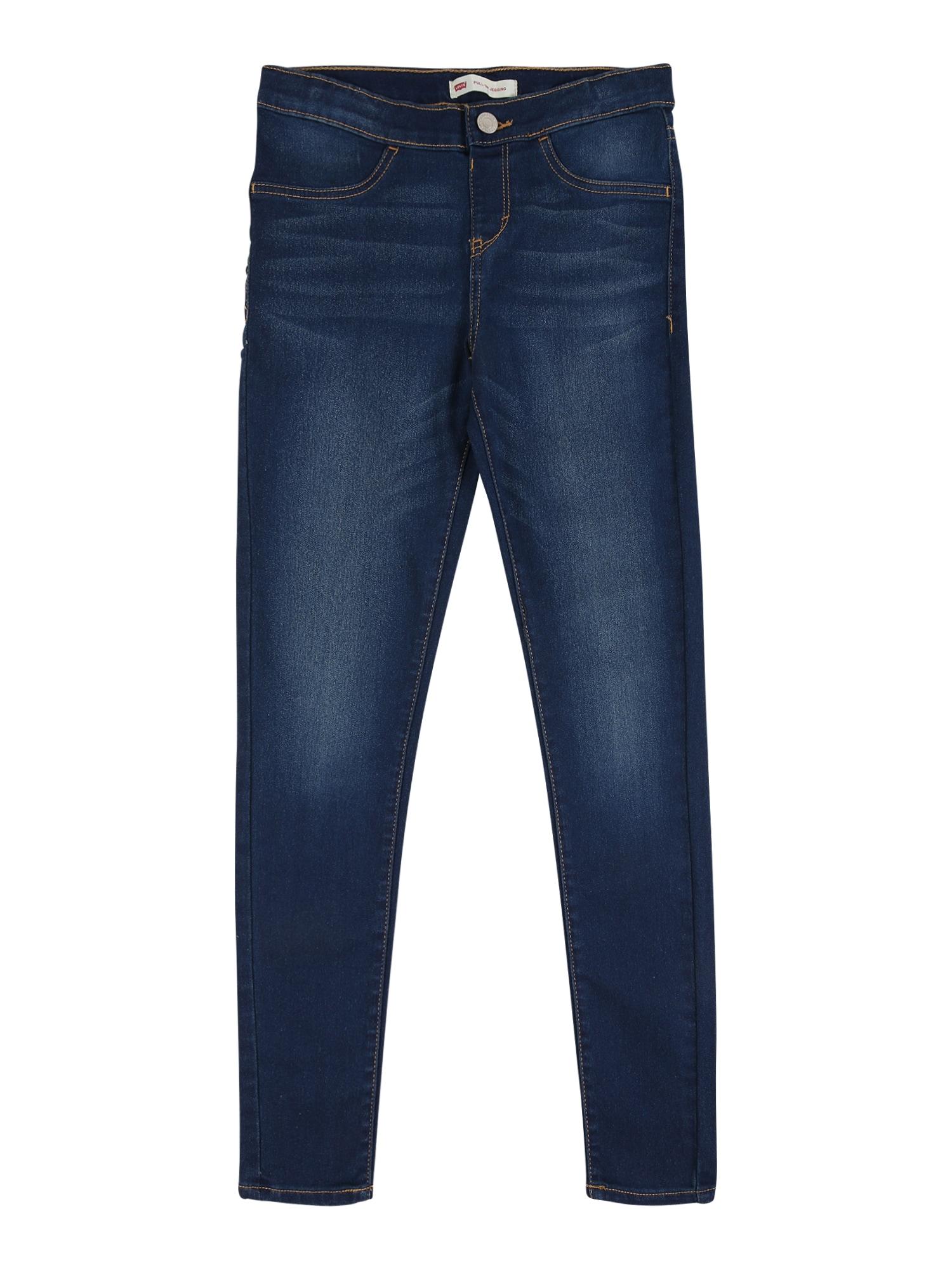 LEVI'S Džíny 'LVG Pull On'  modrá džínovina