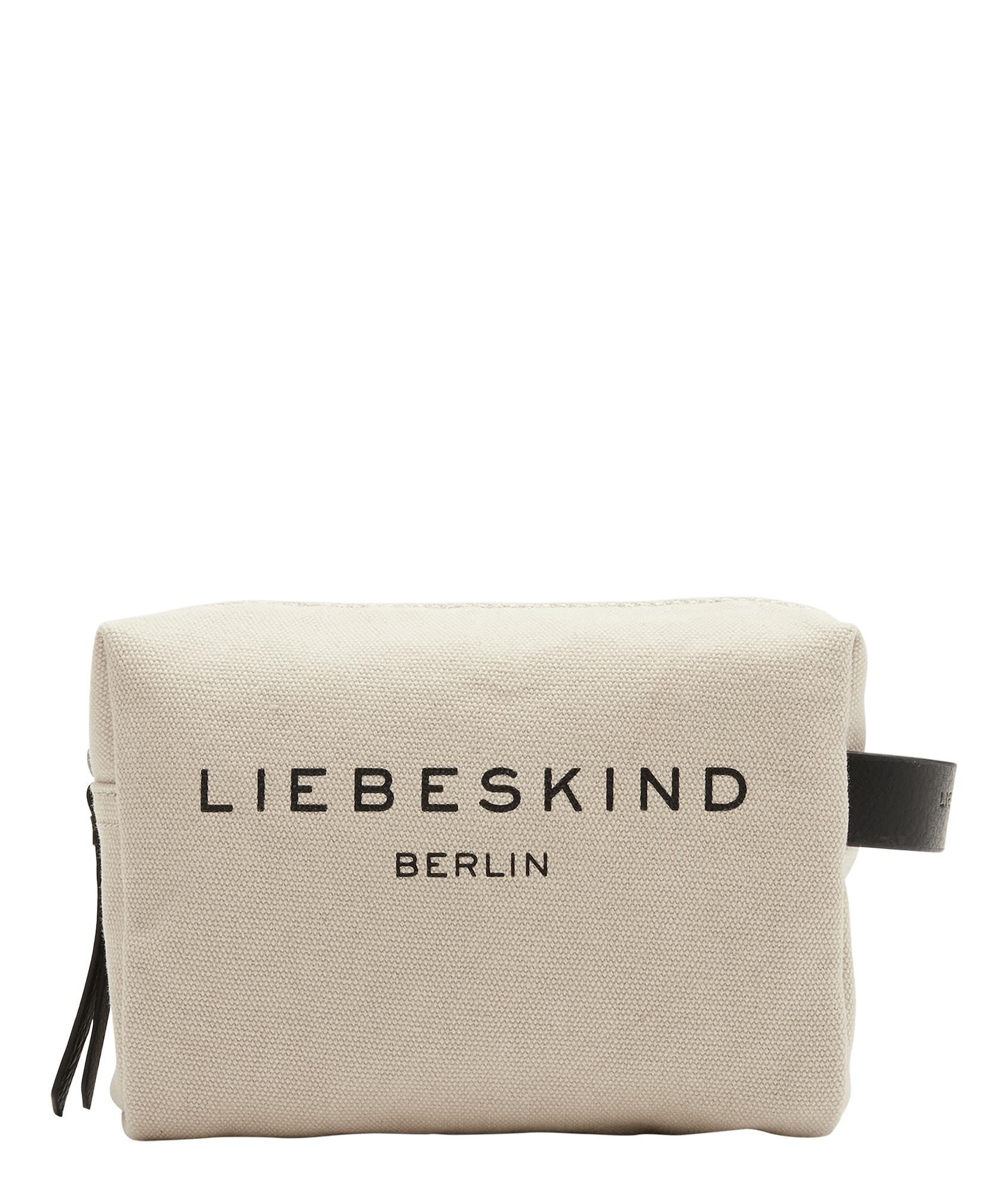 Liebeskind Berlin Kosmetinė glaisto spalva / juoda