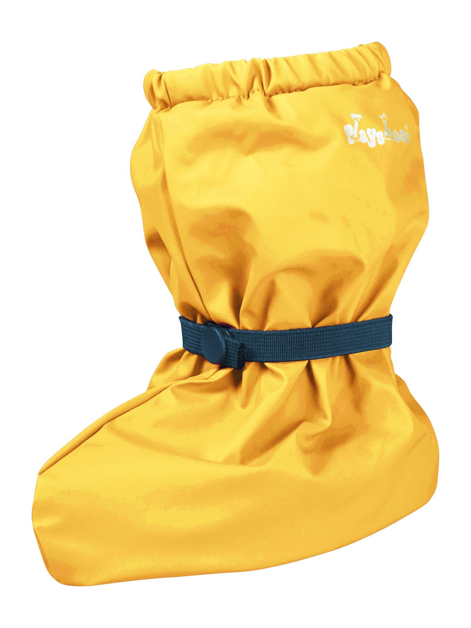 PLAYSHOES Kojinės geltona
