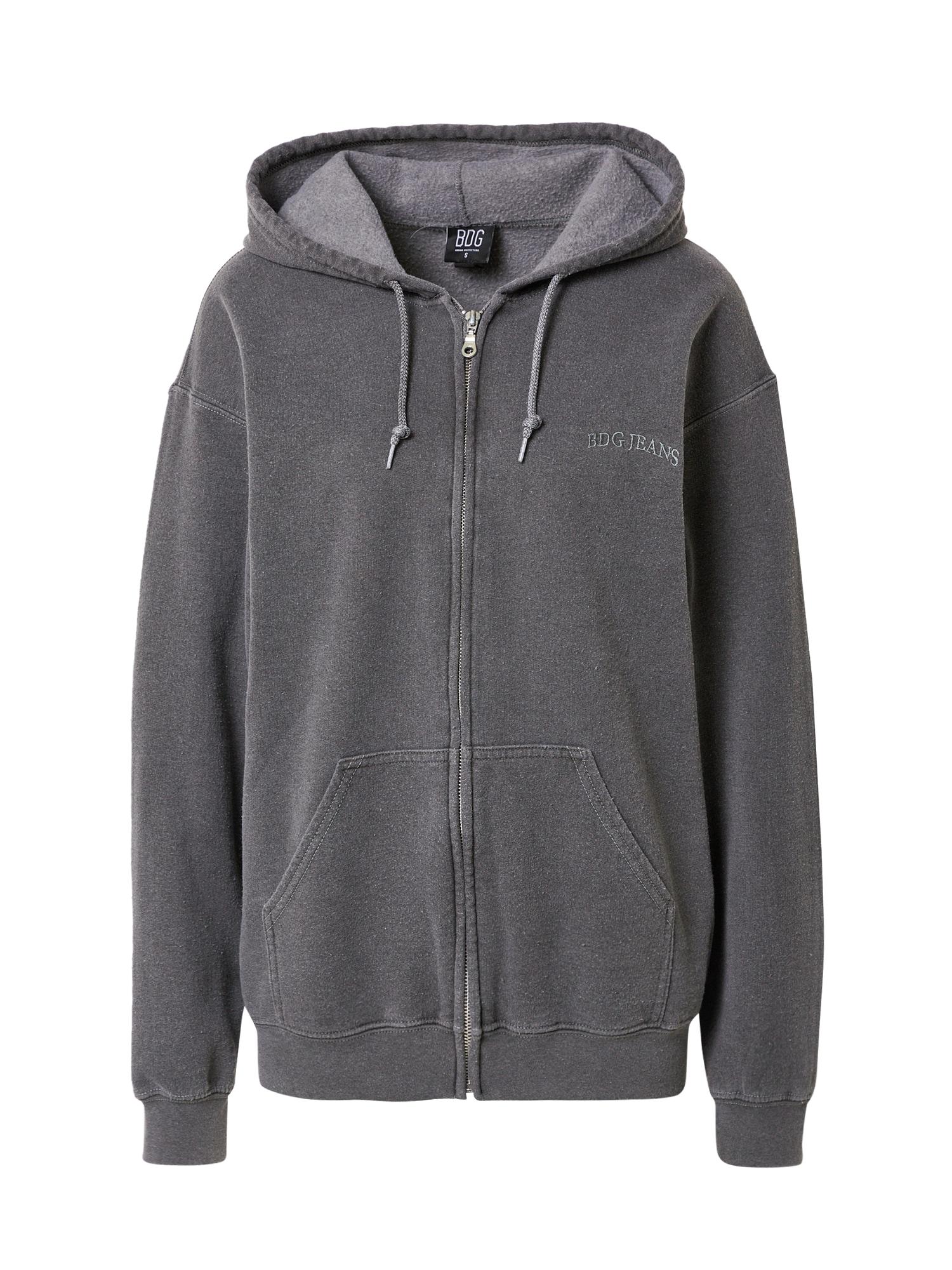 BDG Urban Outfitters Džemperis tamsiai pilka