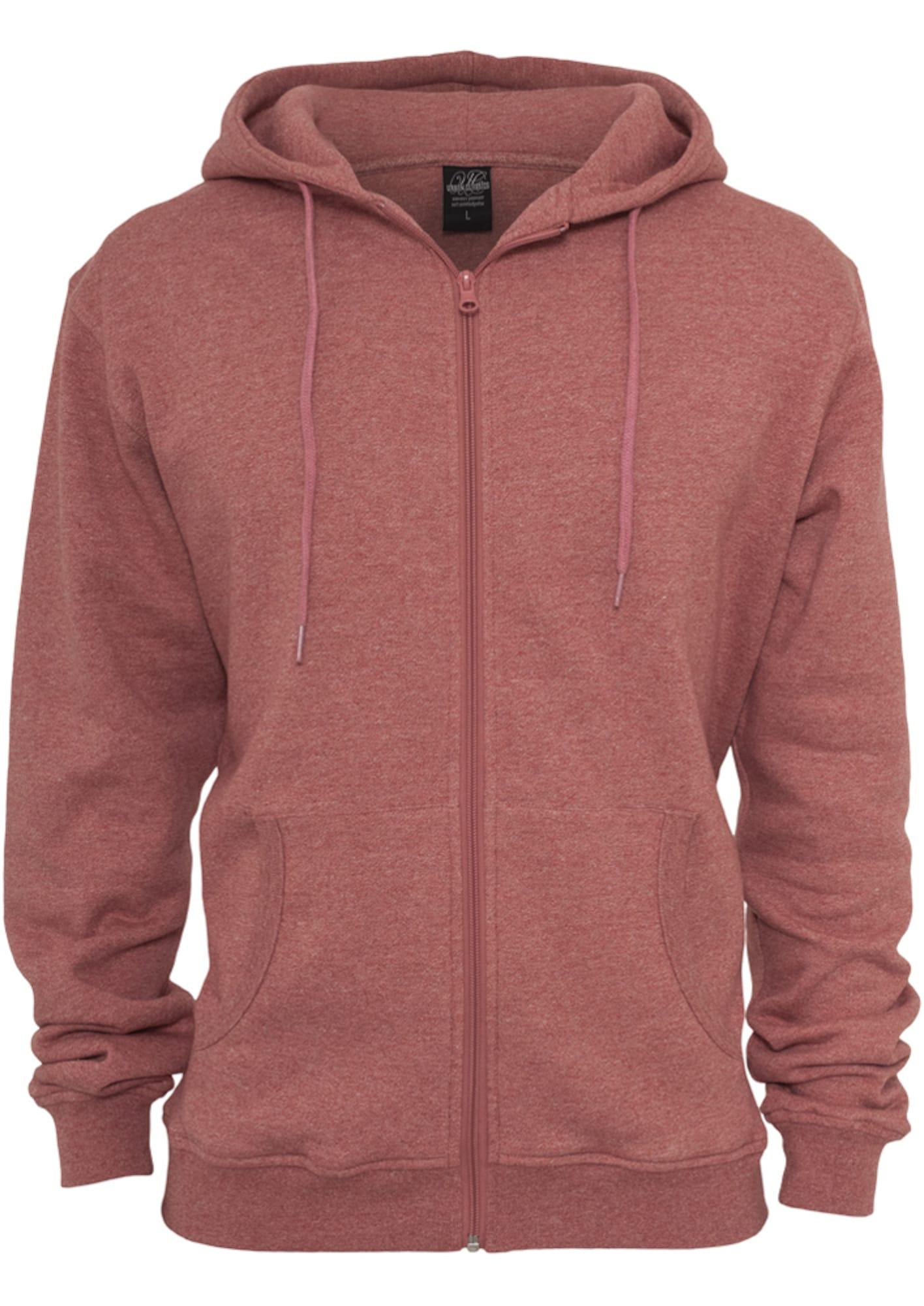 Urban Classics Džemperis rubinų raudona