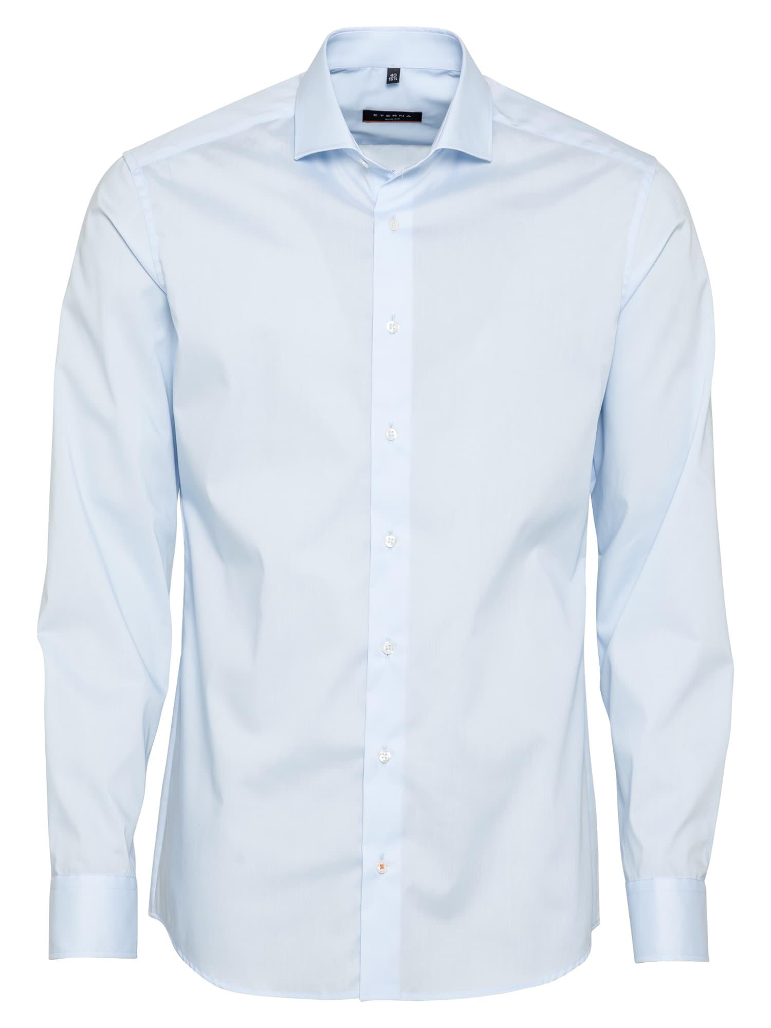 ETERNA Dalykinio stiliaus marškiniai mėlyna