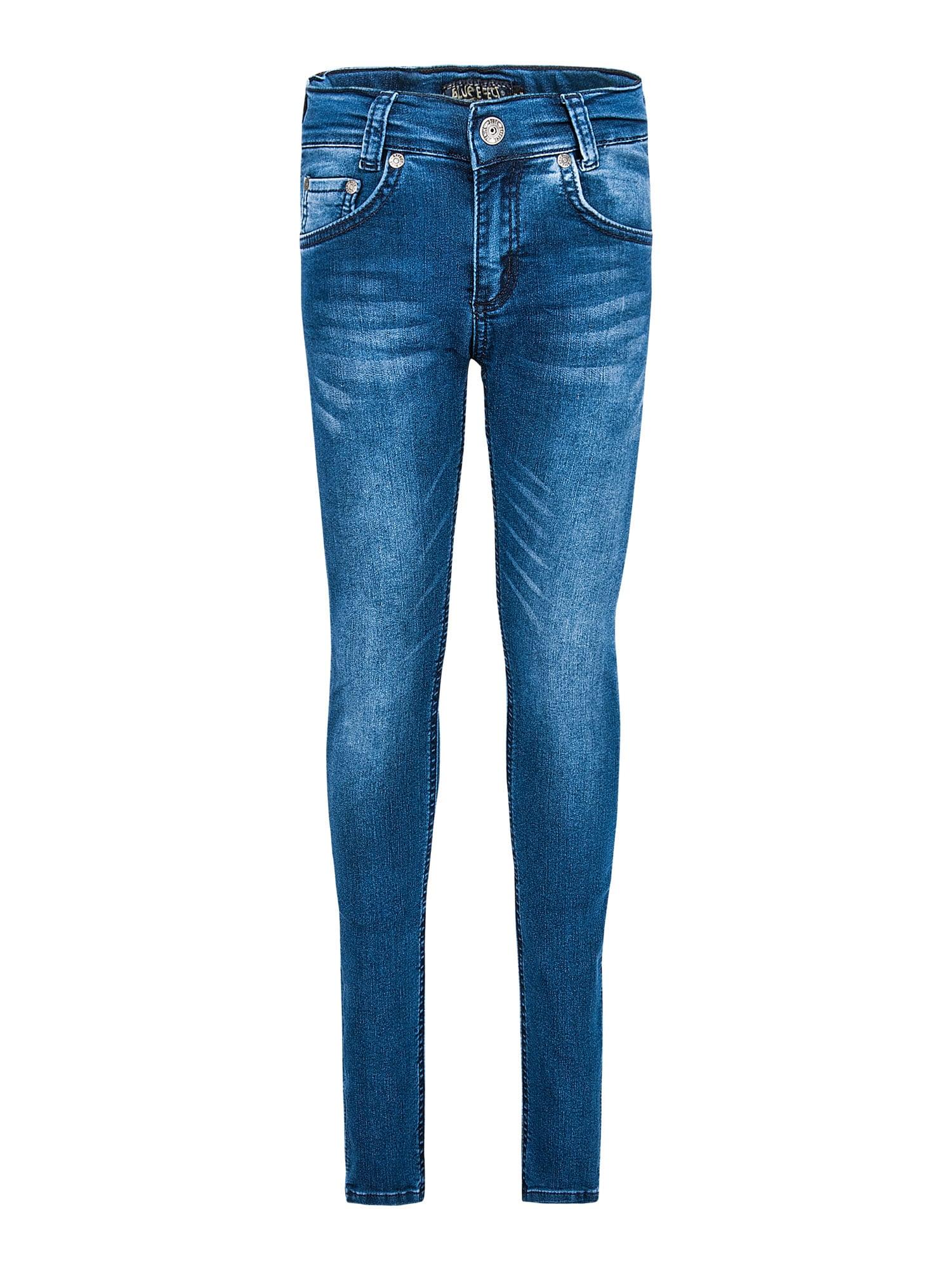 BLUE EFFECT Džinsai tamsiai (džinso) mėlyna