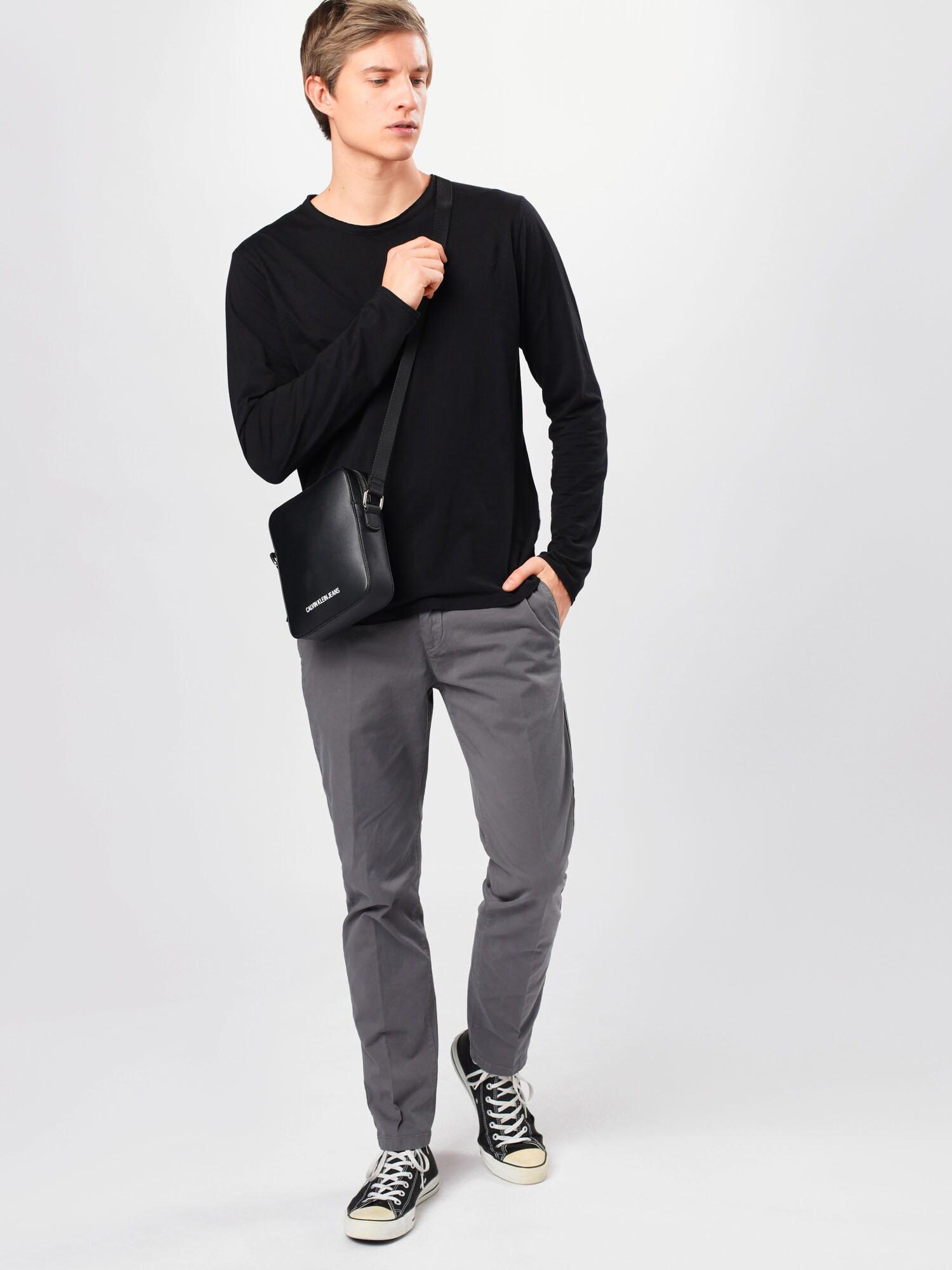 Marc O'Polo Chino nohavice  sivá.