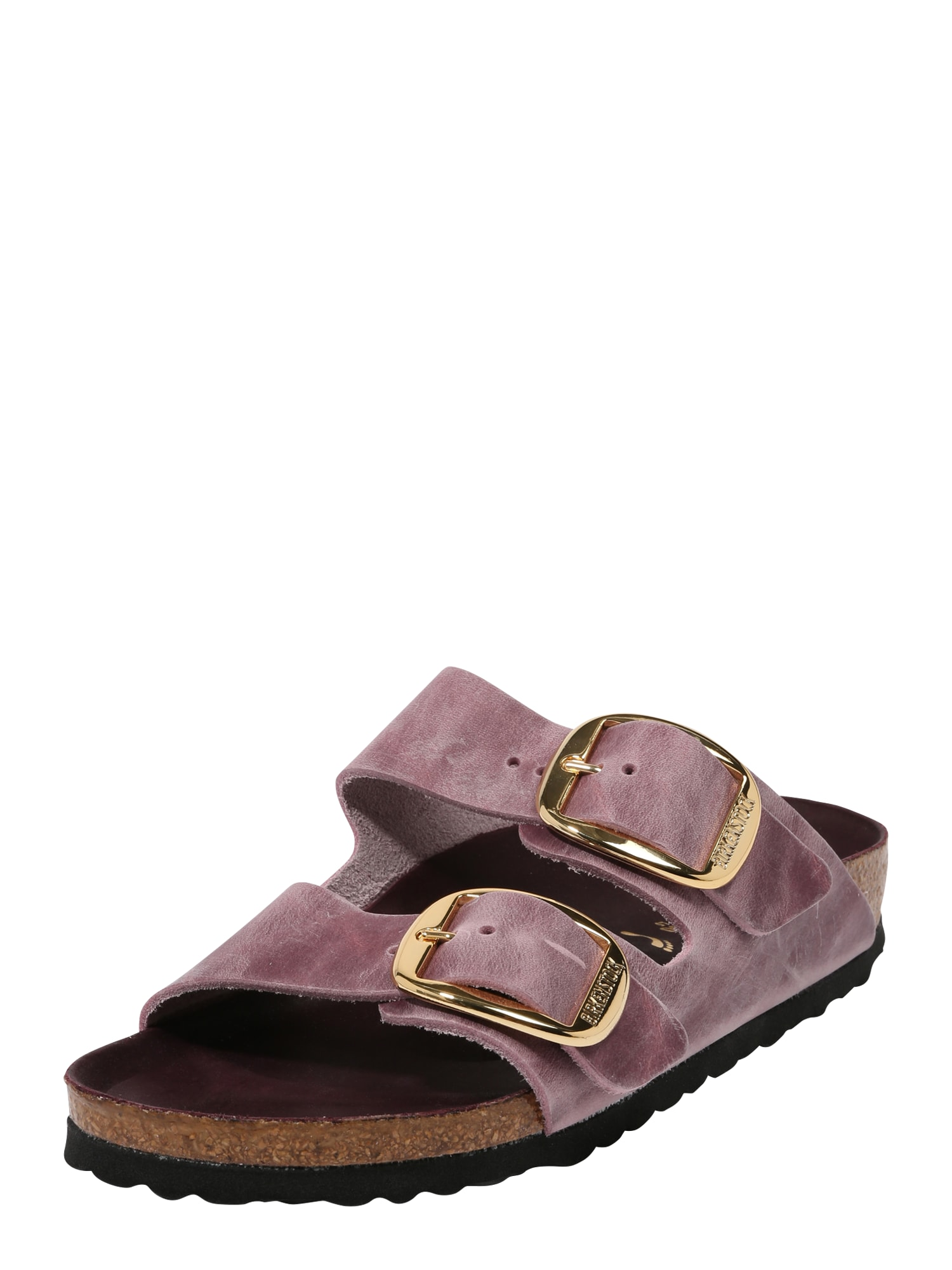 BIRKENSTOCK Pantofle 'Arizona Big Buckle'  lenvandulová