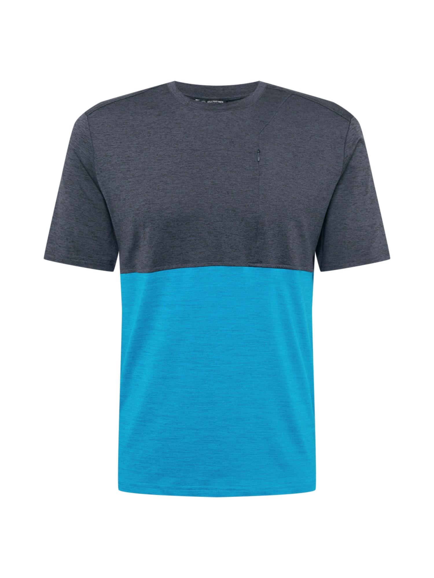 KILLTEC Sportiniai marškinėliai tamsiai mėlyna / dangaus žydra