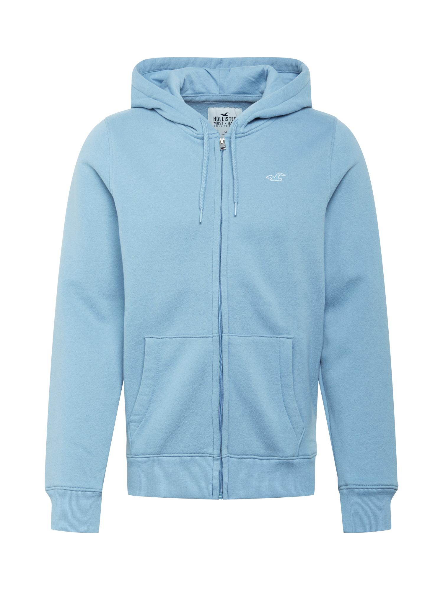 HOLLISTER Džemperis šviesiai mėlyna